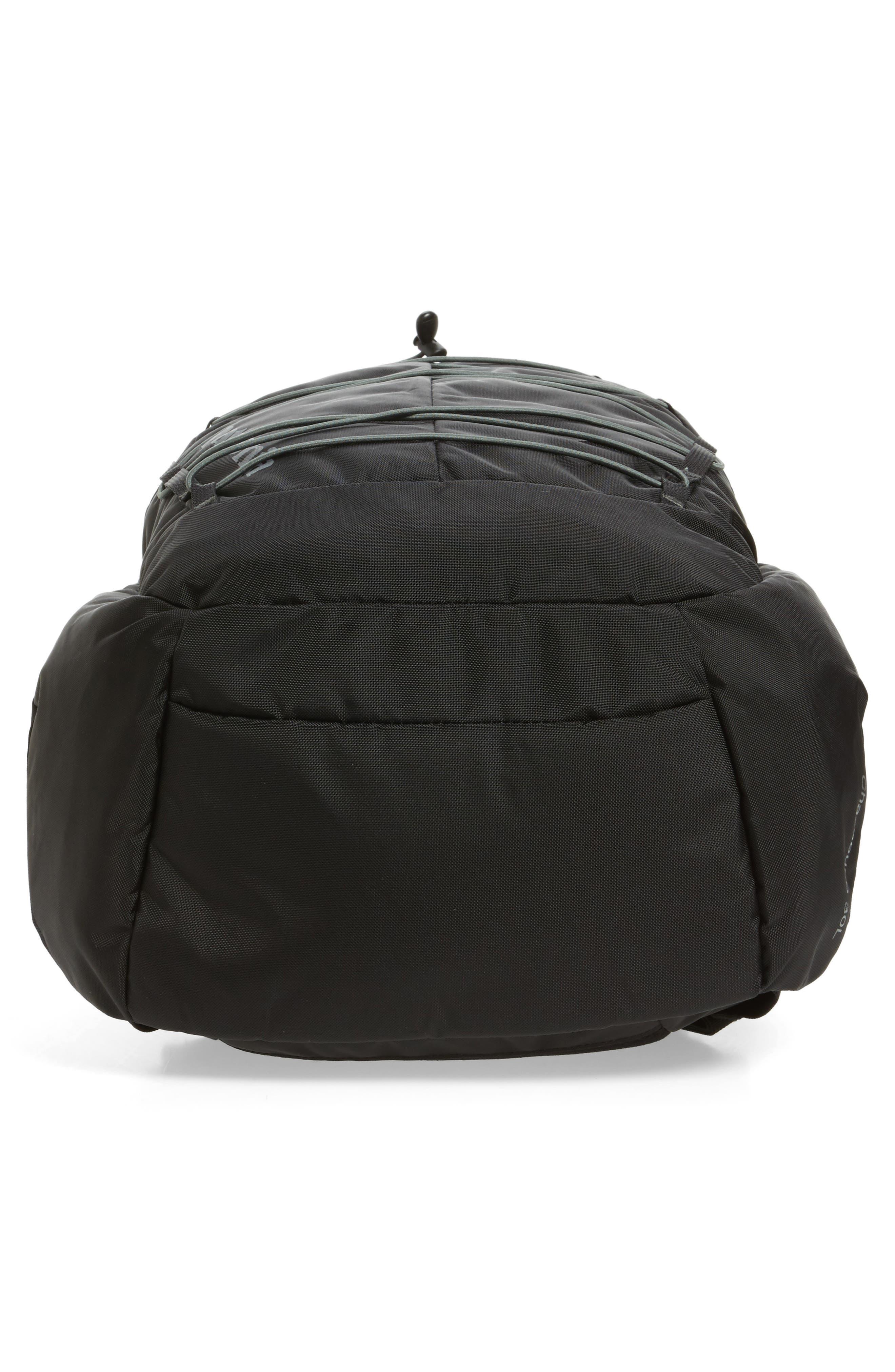 30L Chacabuco Backpack,                             Alternate thumbnail 6, color,                             BLACK