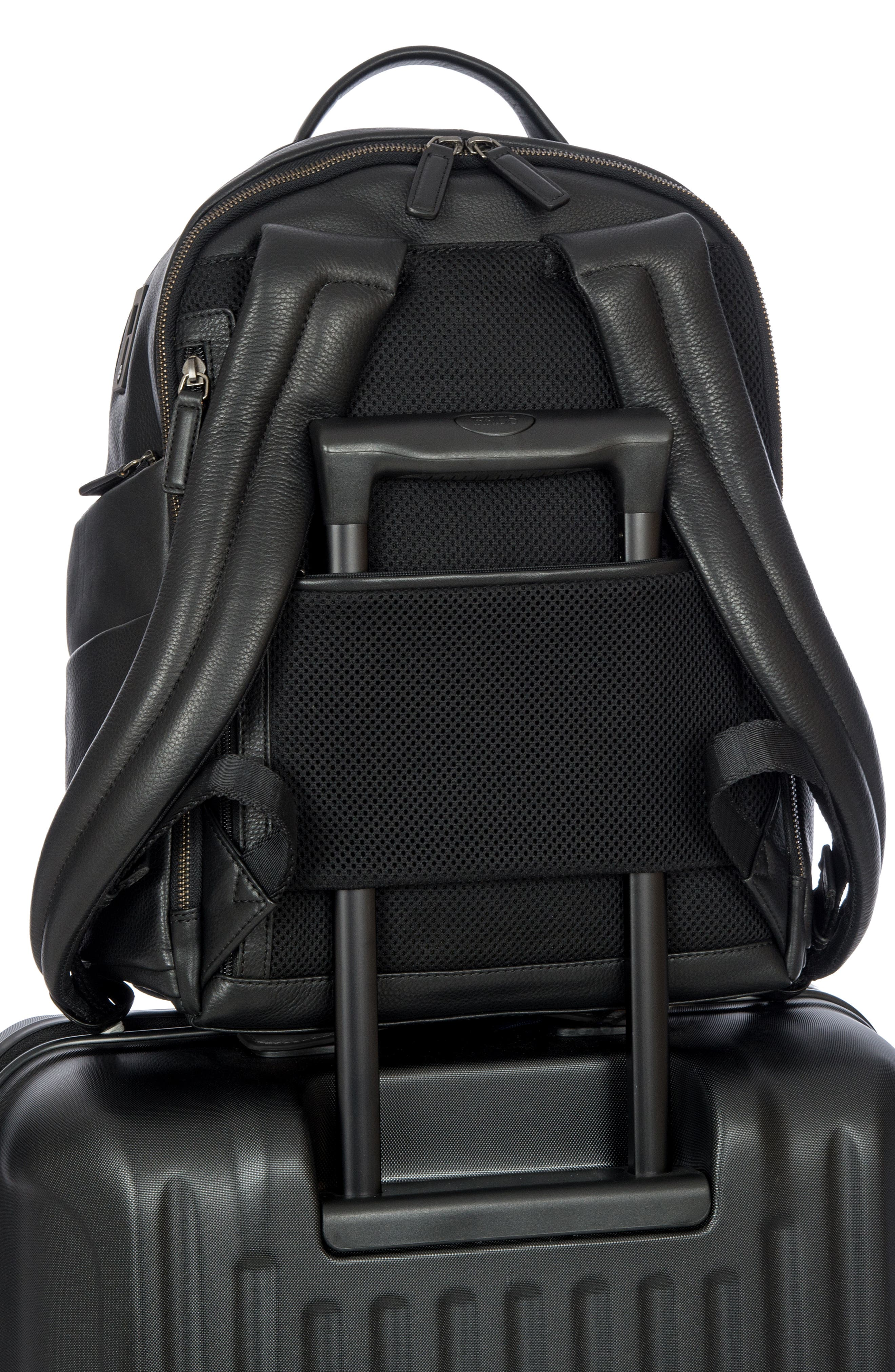 Torino Medium Business Backpack,                             Alternate thumbnail 2, color,                             BLACK