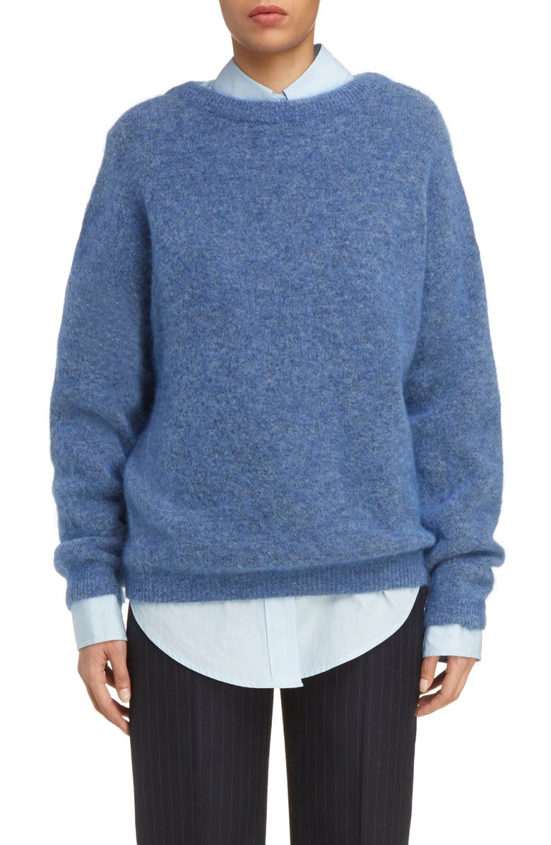 Sweater Nordstrom Dramatic Studios Acne Oversized Blend Mohair aSHFqw