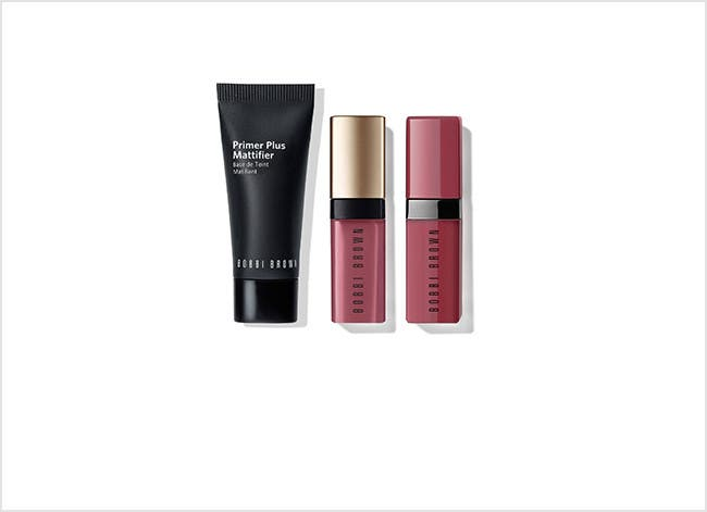 Bobbi Brown gift with purchase.
