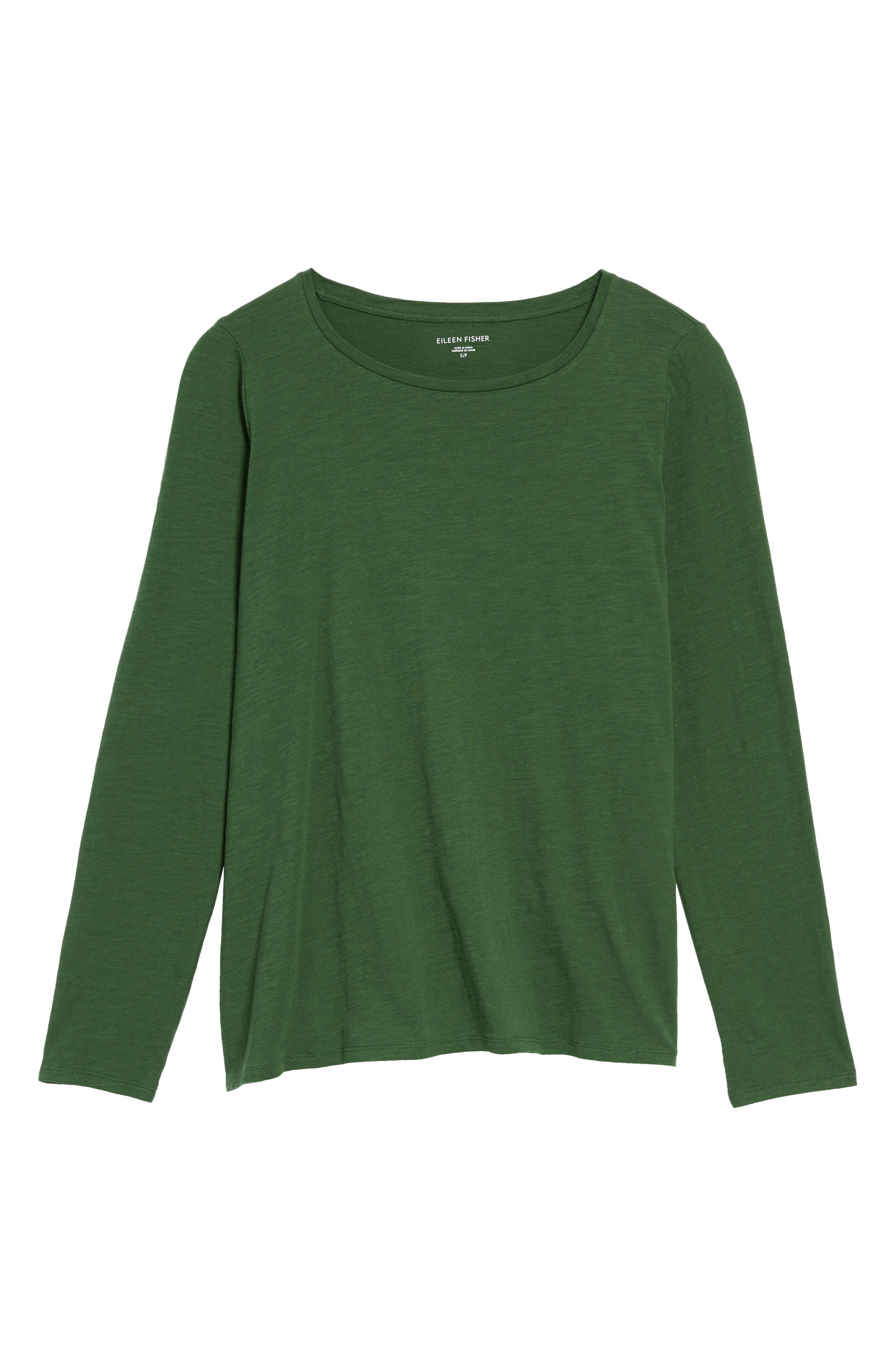 Organic Cotton Tee,                             Alternate thumbnail 22, color,