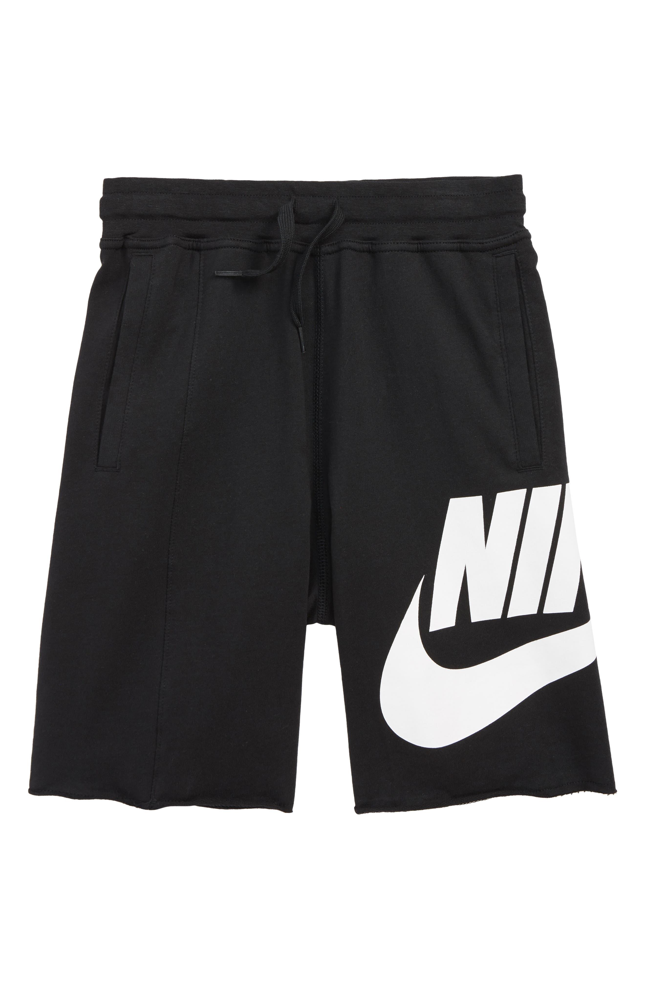 Boys Nike Sportswear Alumni Shorts