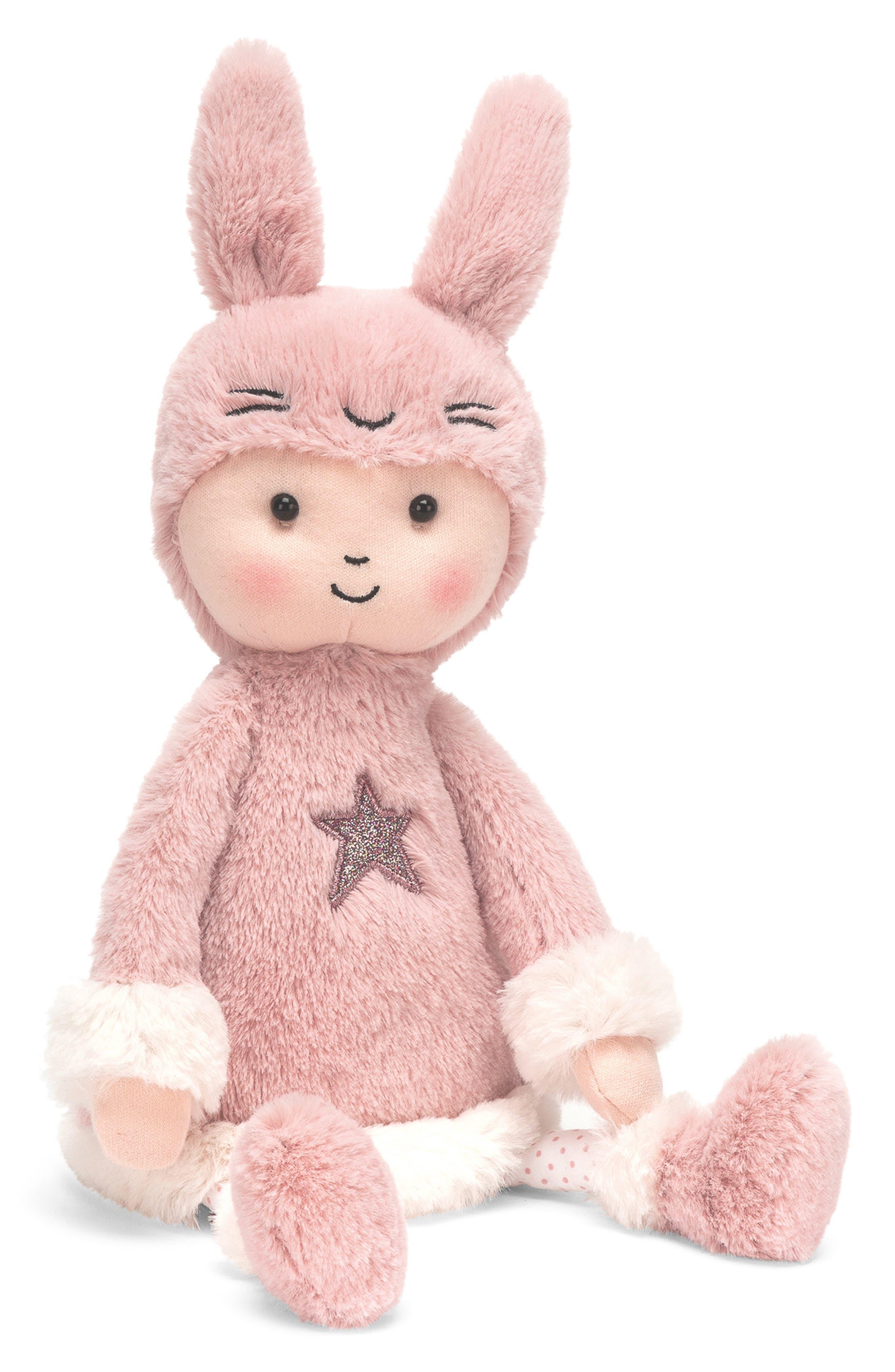 Toddler Jellycat Perkies Bunny Stuffed Doll