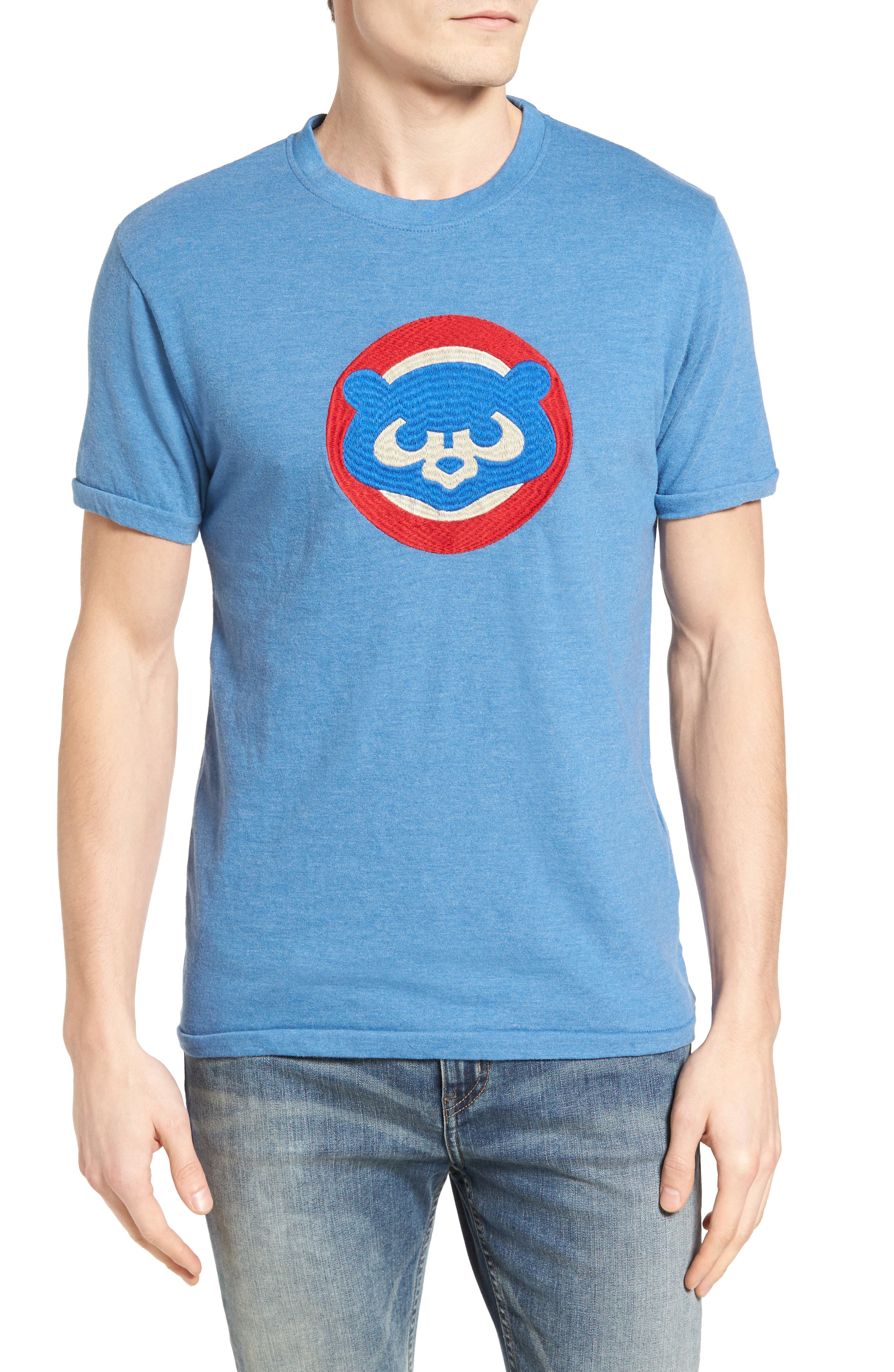 Hillwood Chicago Cubs T-Shirt,                         Main,                         color, 450