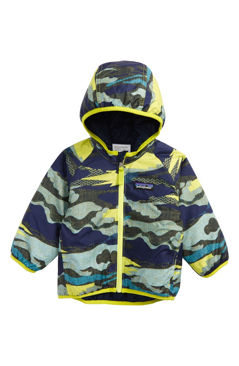 Patagonia Puff Ball Water Resistant Thermogreen Insulated