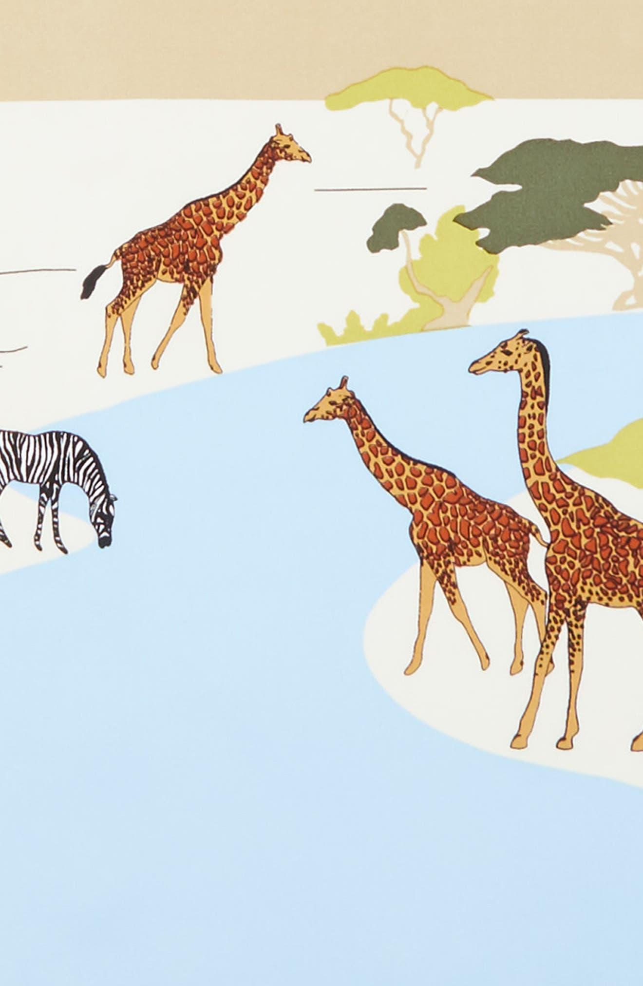 Safari Silk Neckerchief,                             Alternate thumbnail 4, color,                             405