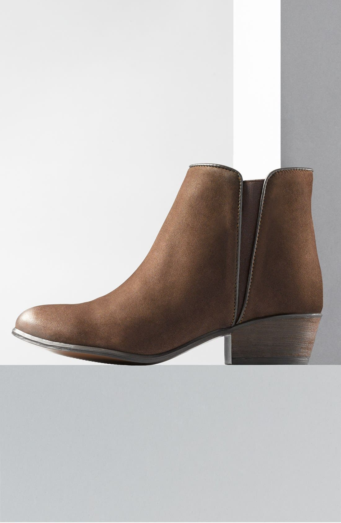 'Nytroo' Chelsea Bootie,                             Alternate thumbnail 3, color,                             001