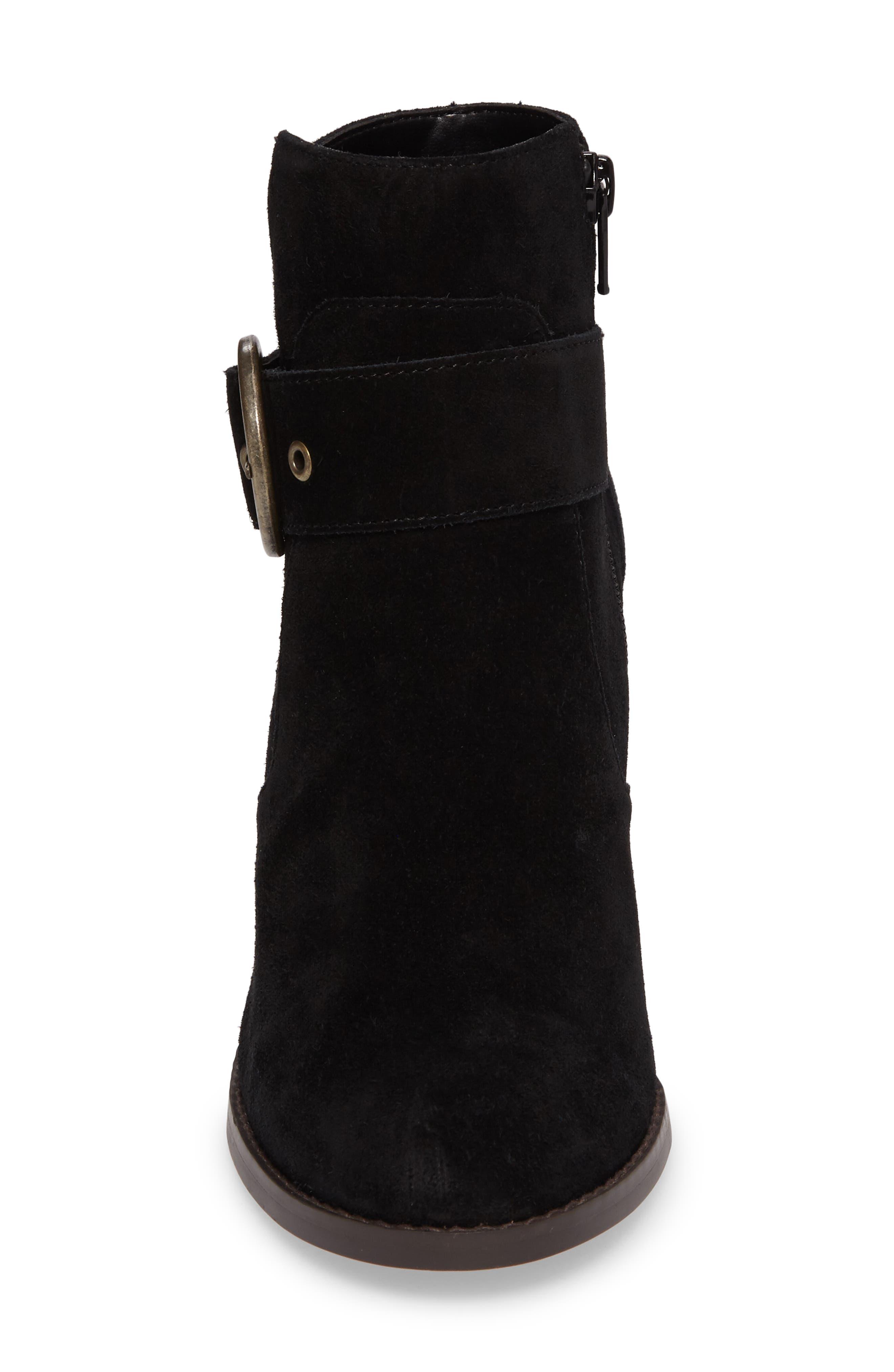 Grove Buckle Bootie,                             Alternate thumbnail 7, color,