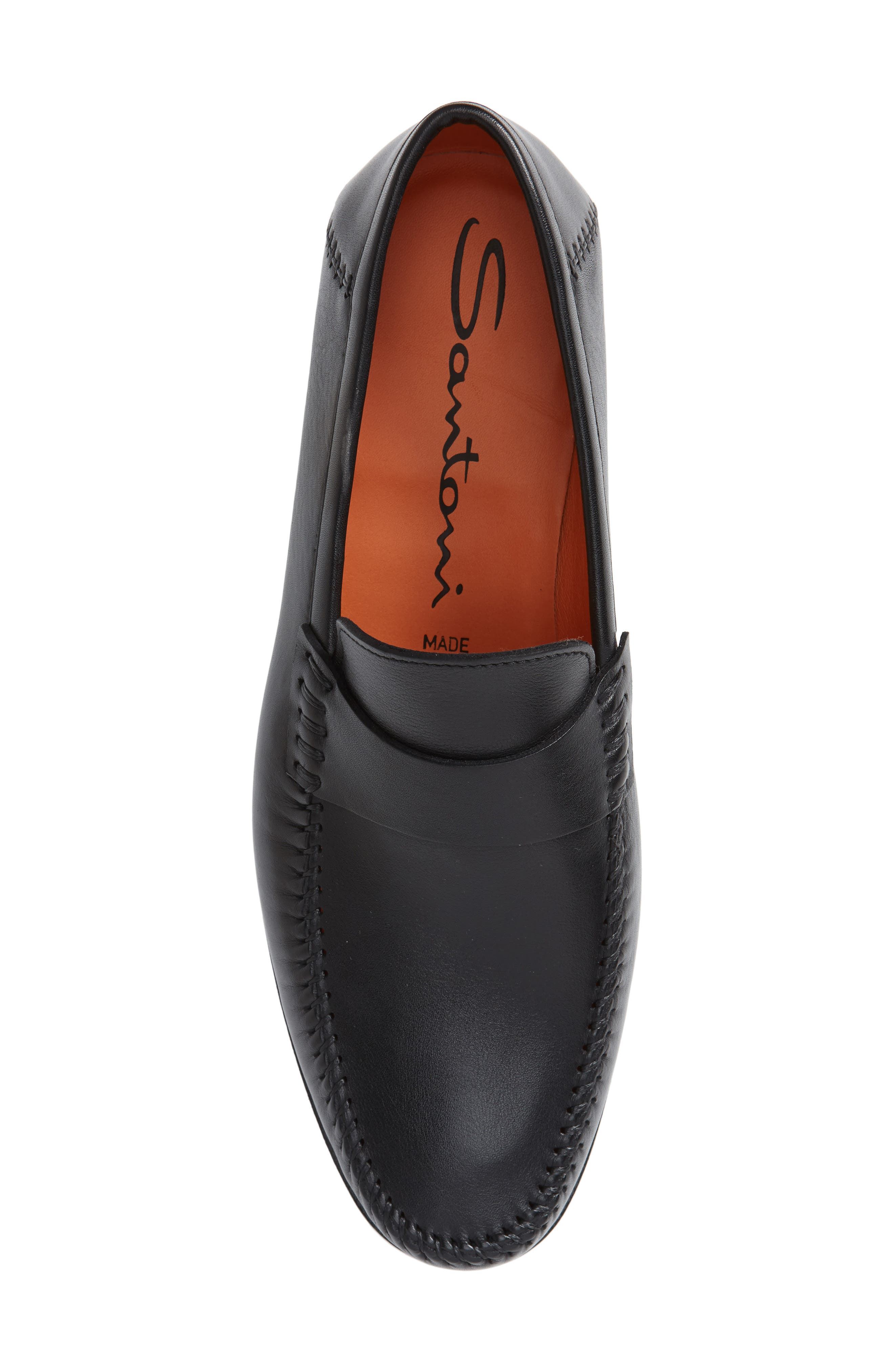 'Paine' Loafer,                             Alternate thumbnail 5, color,                             002