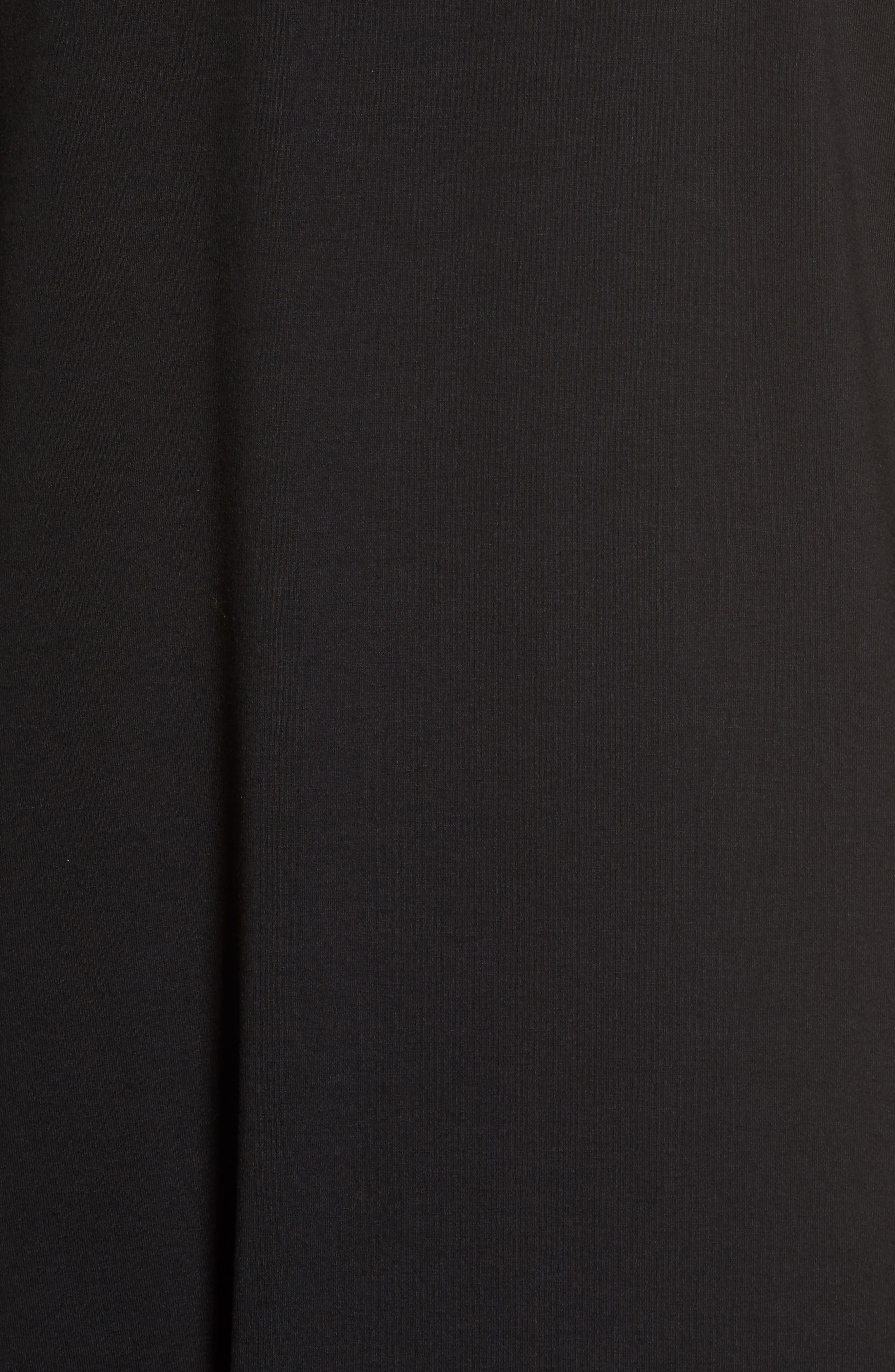 Jersey Tunic,                             Alternate thumbnail 5, color,                             001