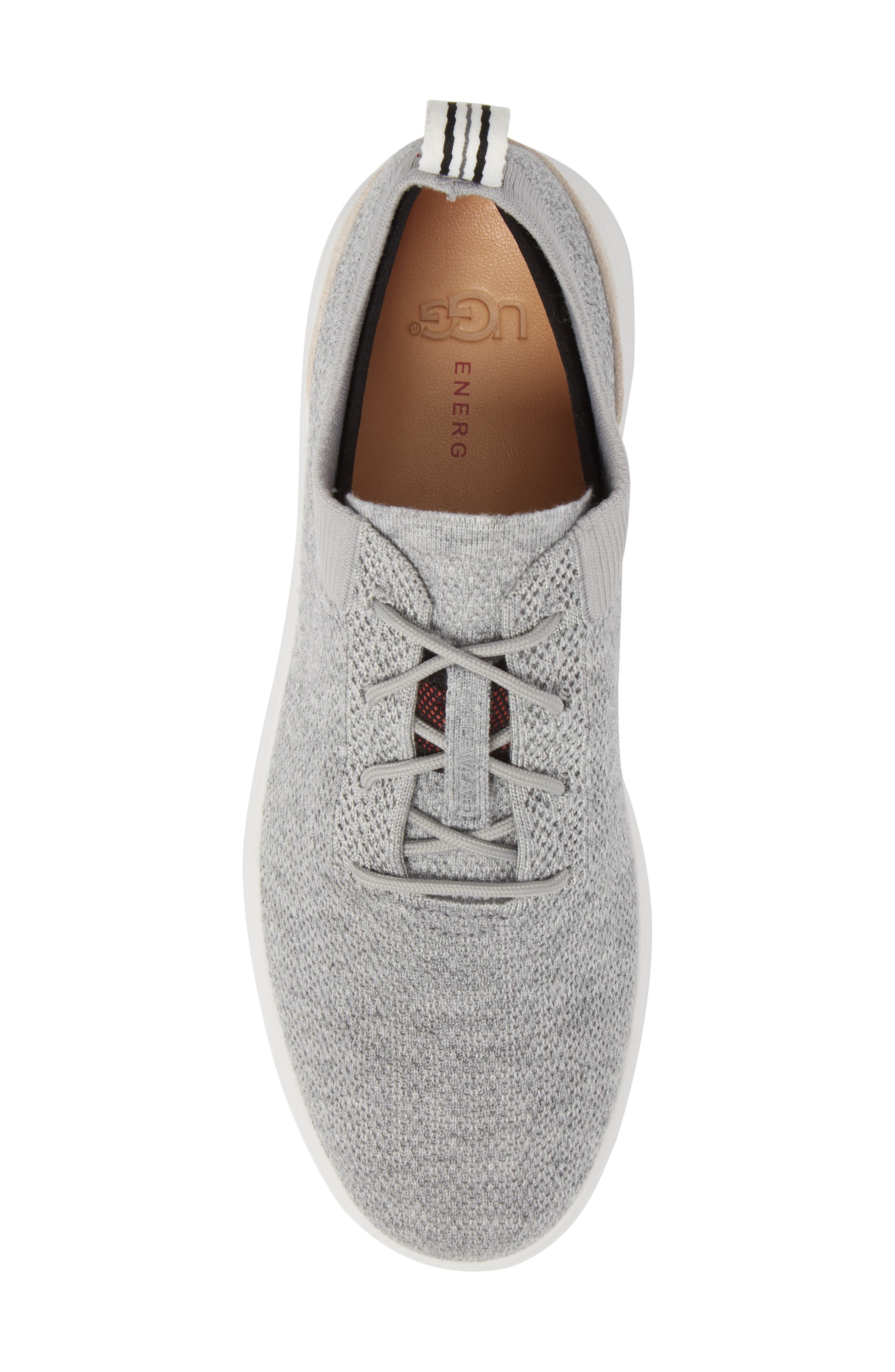 Feli HyperWeave Sneaker,                             Alternate thumbnail 5, color,                             SEAL LEATHER