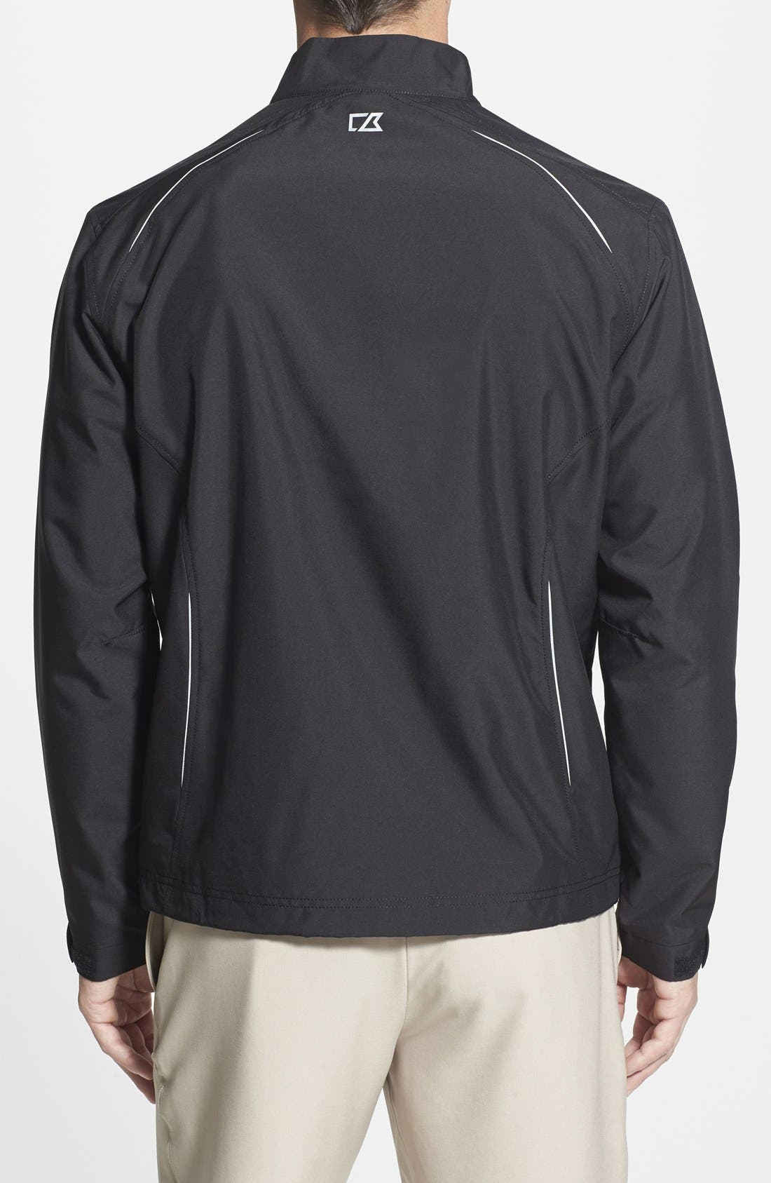 Atlanta Falcons - Beacon WeatherTec Wind & Water Resistant Jacket,                             Alternate thumbnail 2, color,                             001