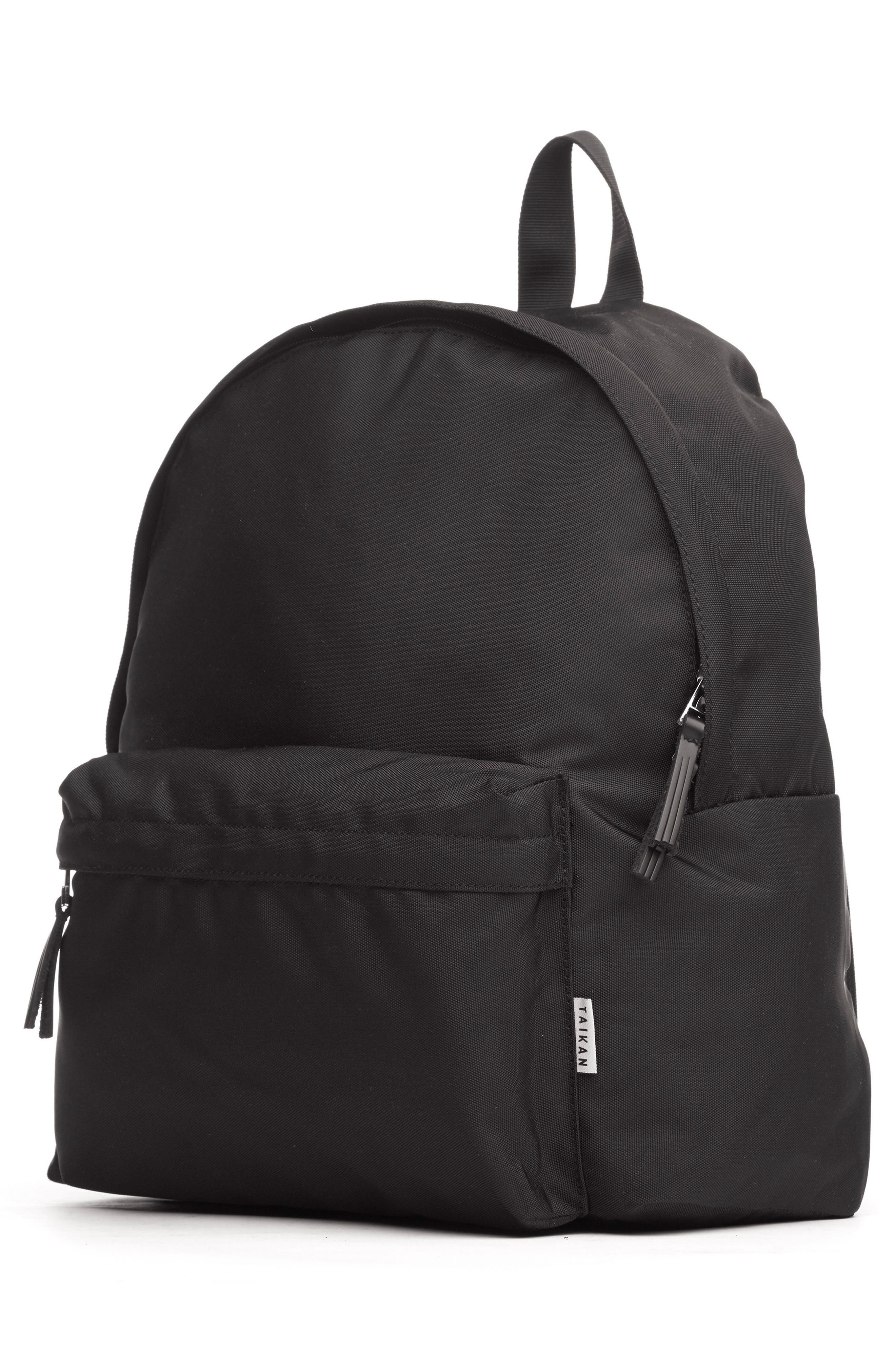 Hornet Backpack,                             Alternate thumbnail 3, color,                             MATTE BLACK