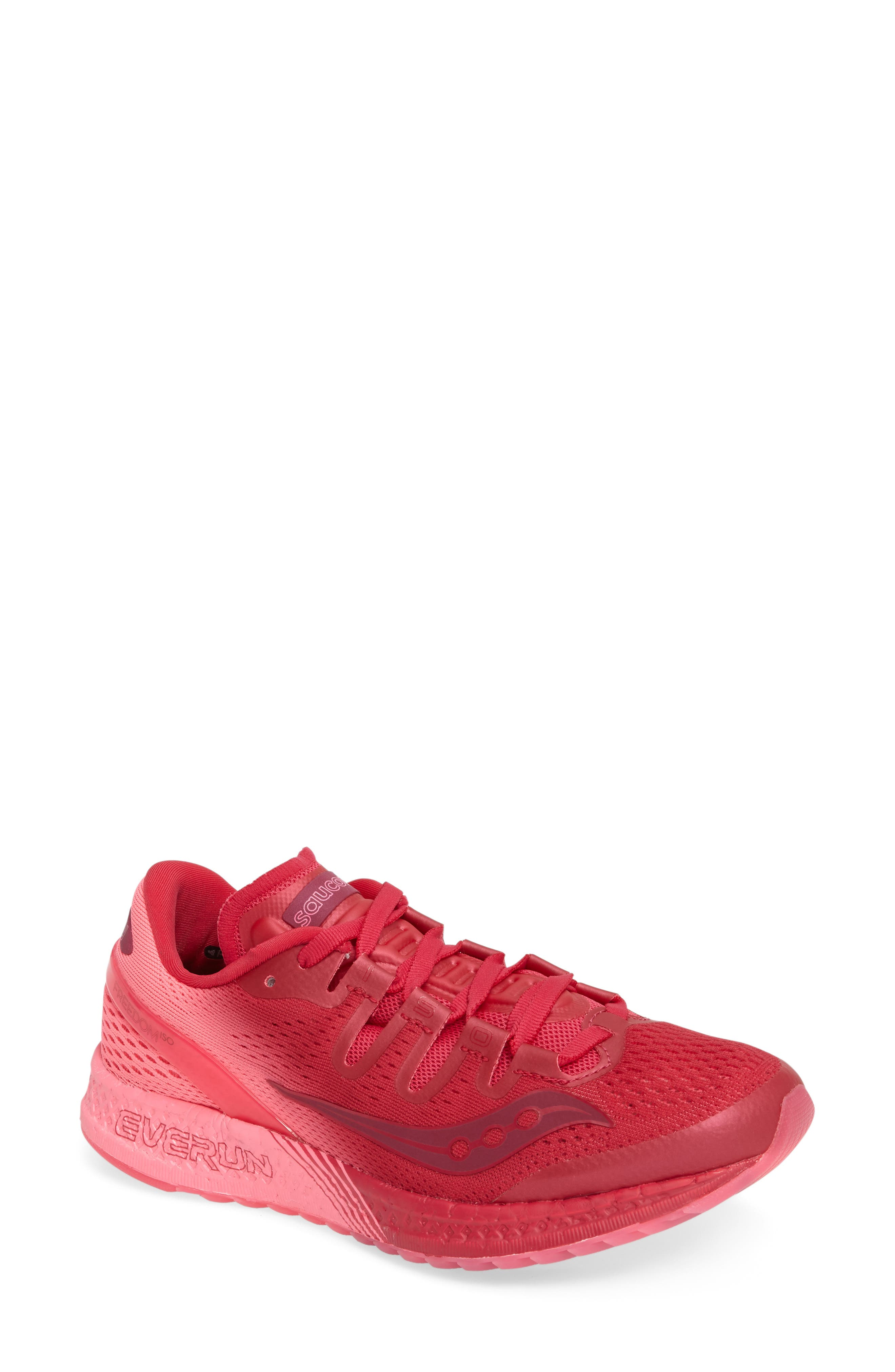 Freedom ISO Running Shoe,                             Main thumbnail 3, color,