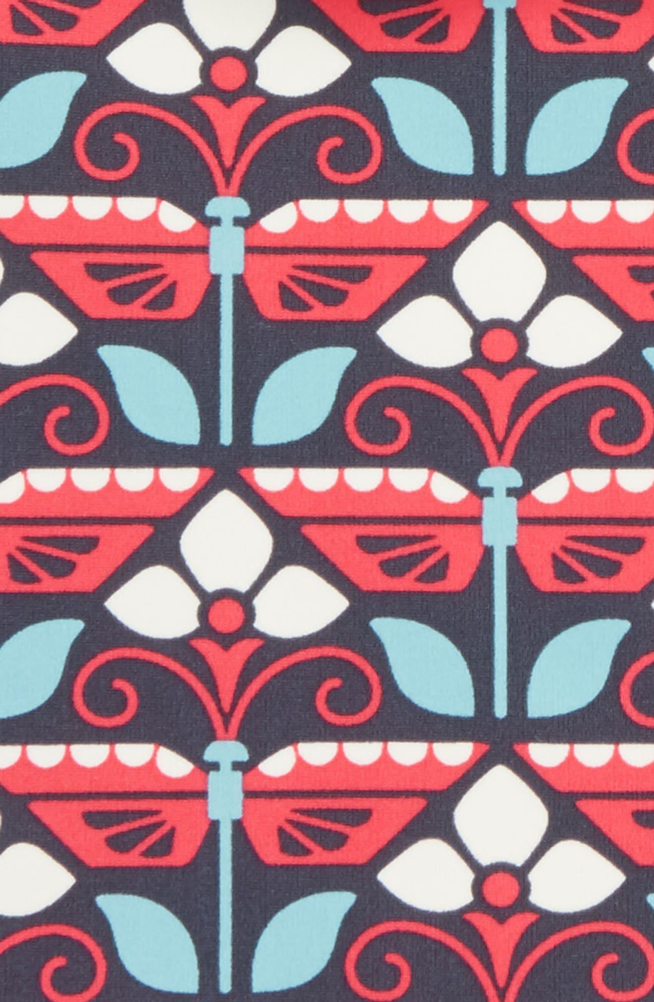 Kaleidoscope Tankini Swimsuit Top,                             Alternate thumbnail 2, color,