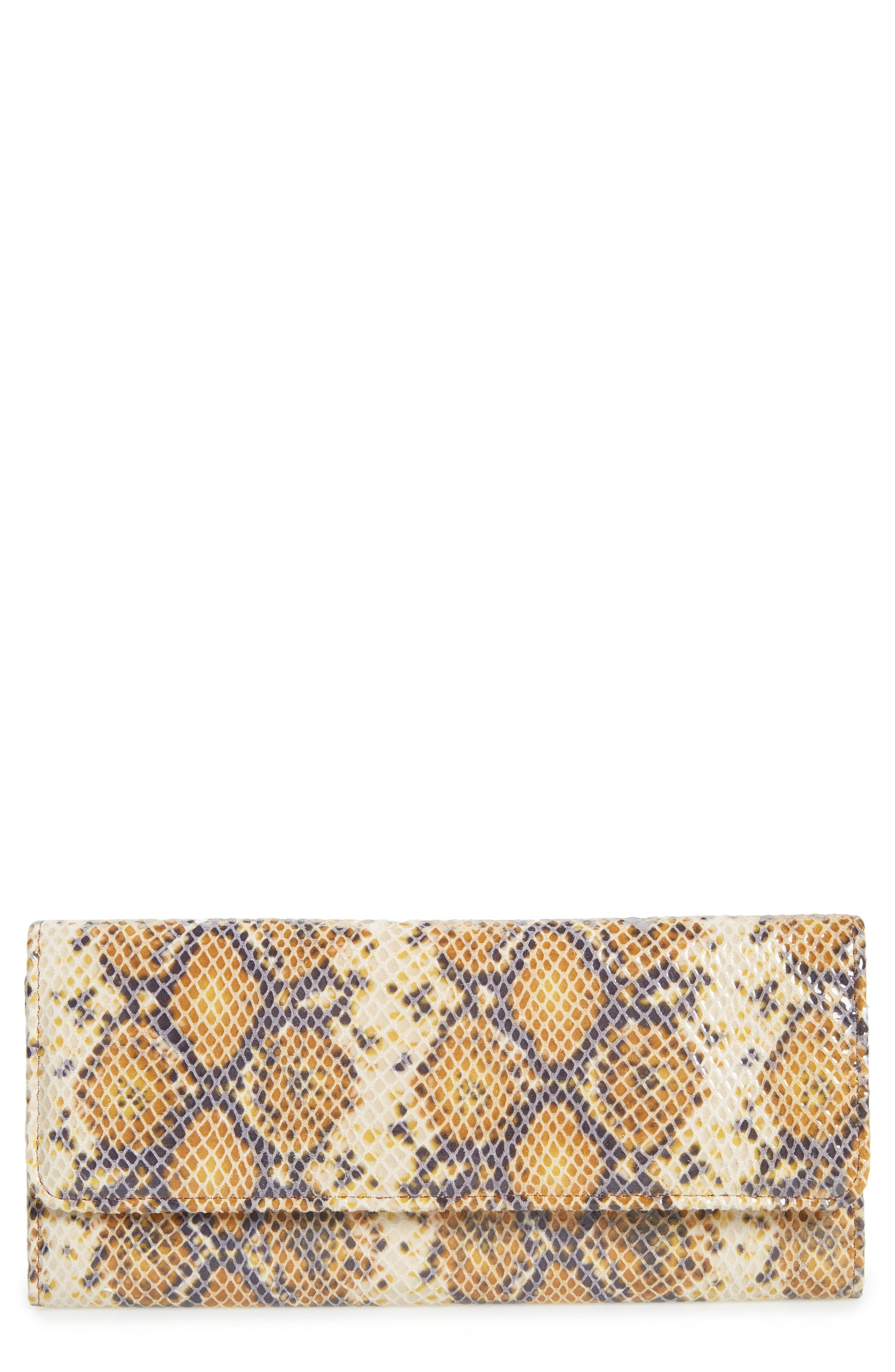 'Sadie' Leather Wallet,                             Main thumbnail 4, color,