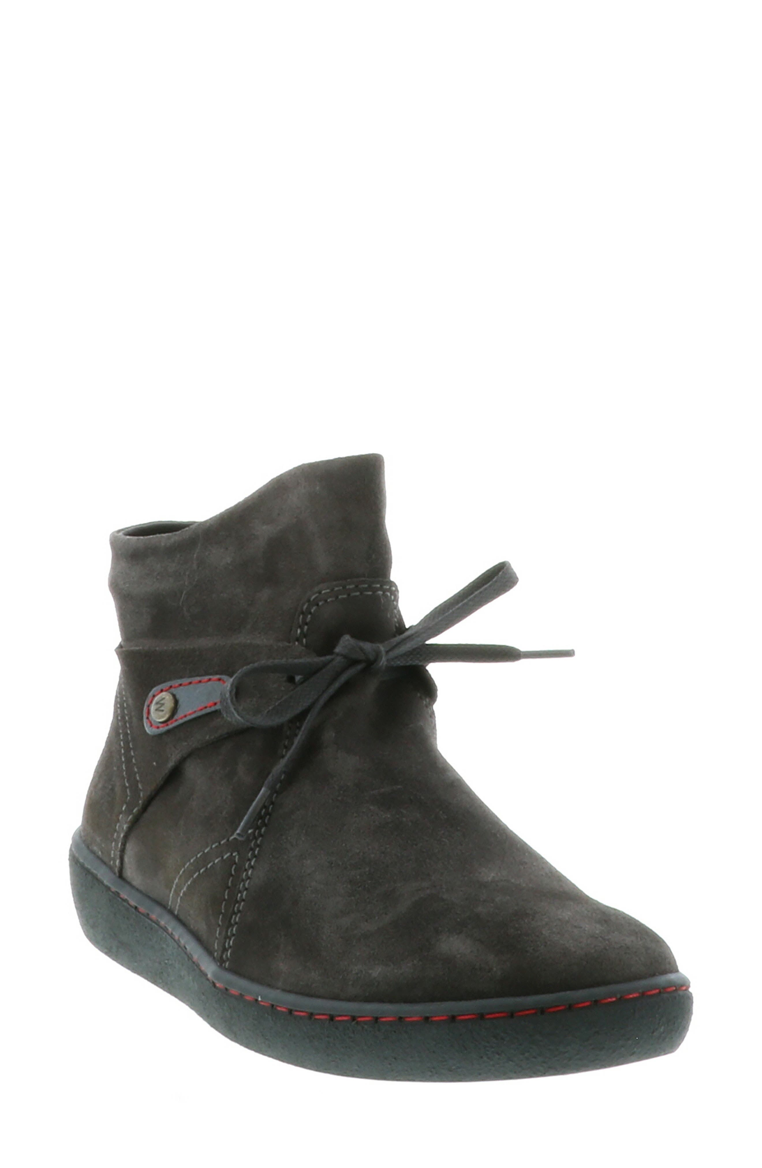 Wolky Mahal Bootie - Grey