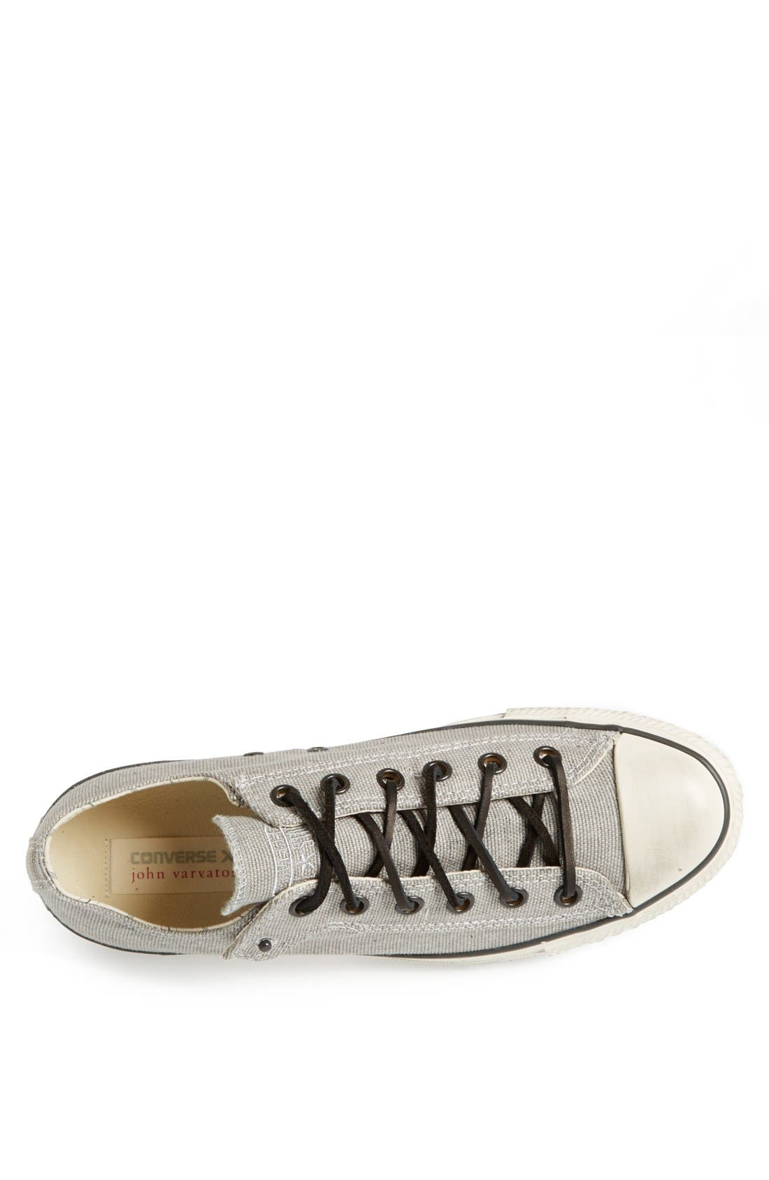 Chuck Taylor<sup>®</sup> Low Sneaker,                             Alternate thumbnail 3, color,                             020