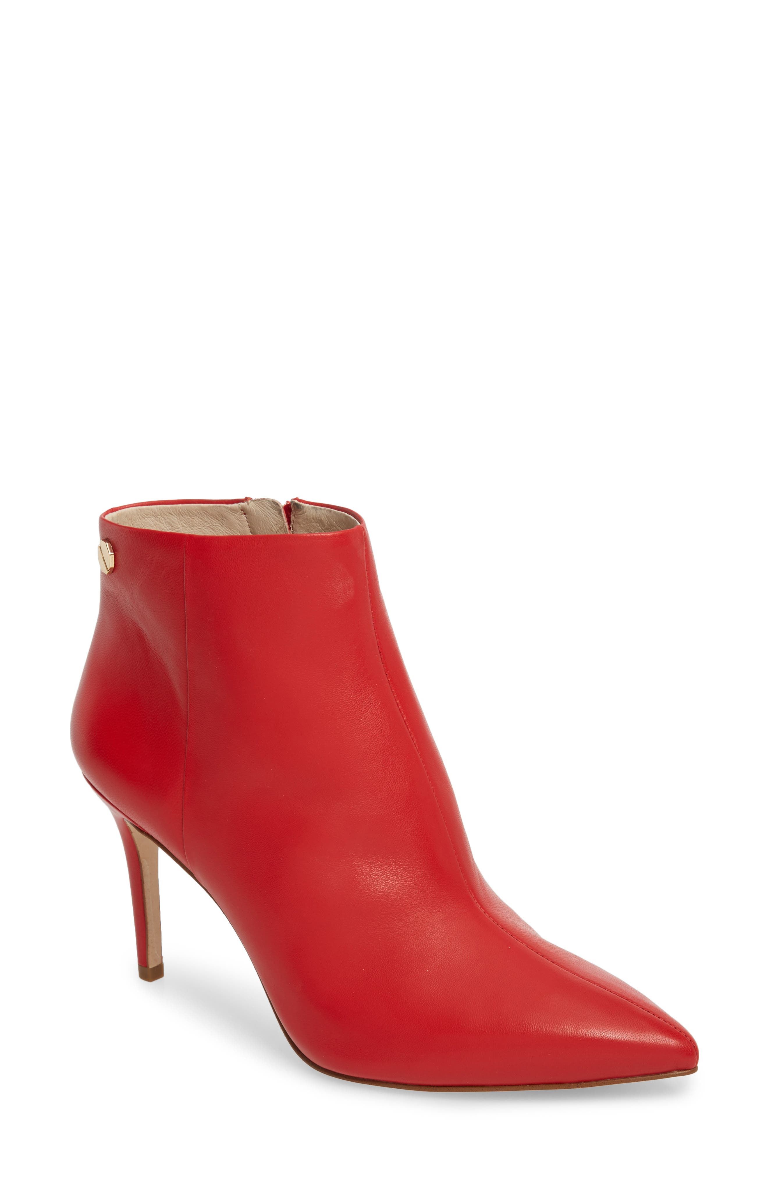 Sonya Pointy Toe Bootie,                         Main,                         color, 642