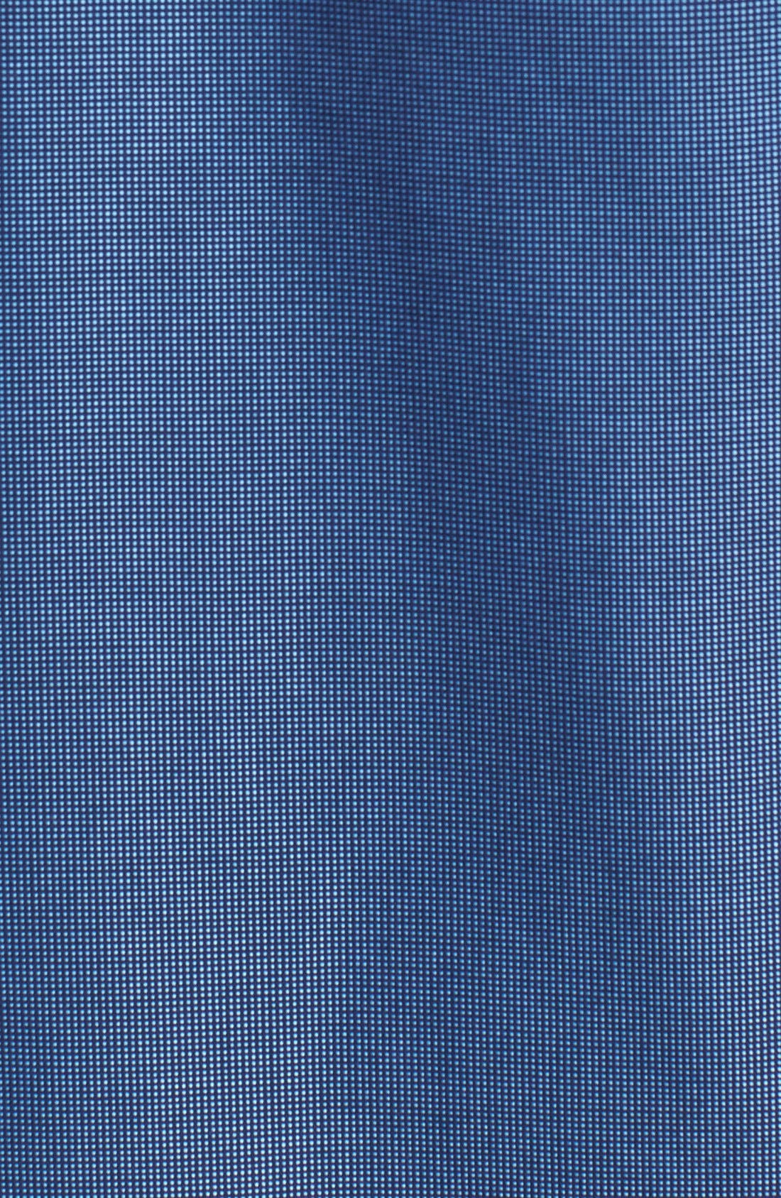 'Classic' Smartcare<sup>™</sup> Regular Fit Short Sleeve Cotton Sport Shirt,                             Alternate thumbnail 52, color,