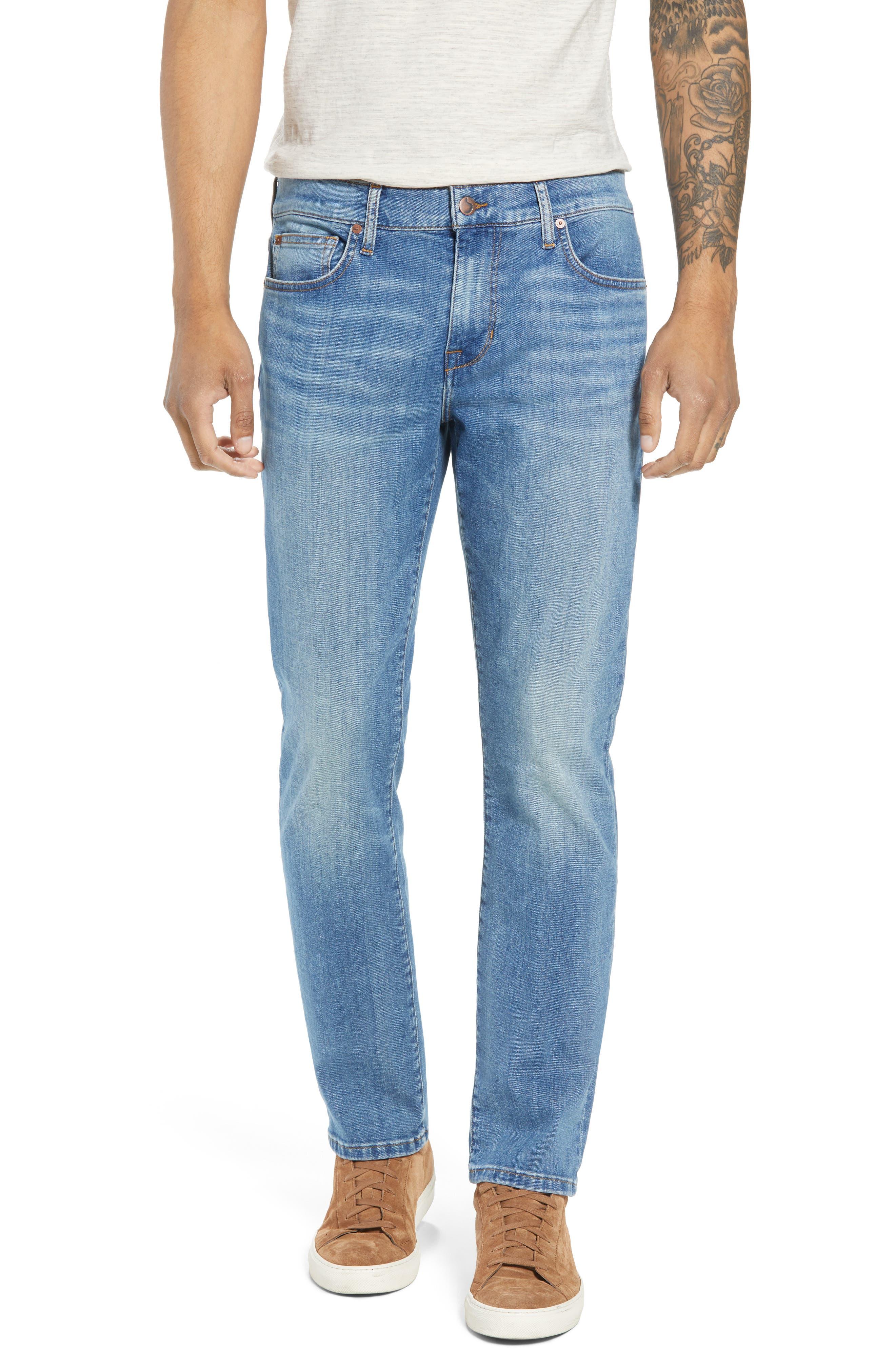 Slim Fit Jeans,                         Main,                         color, DESTIN