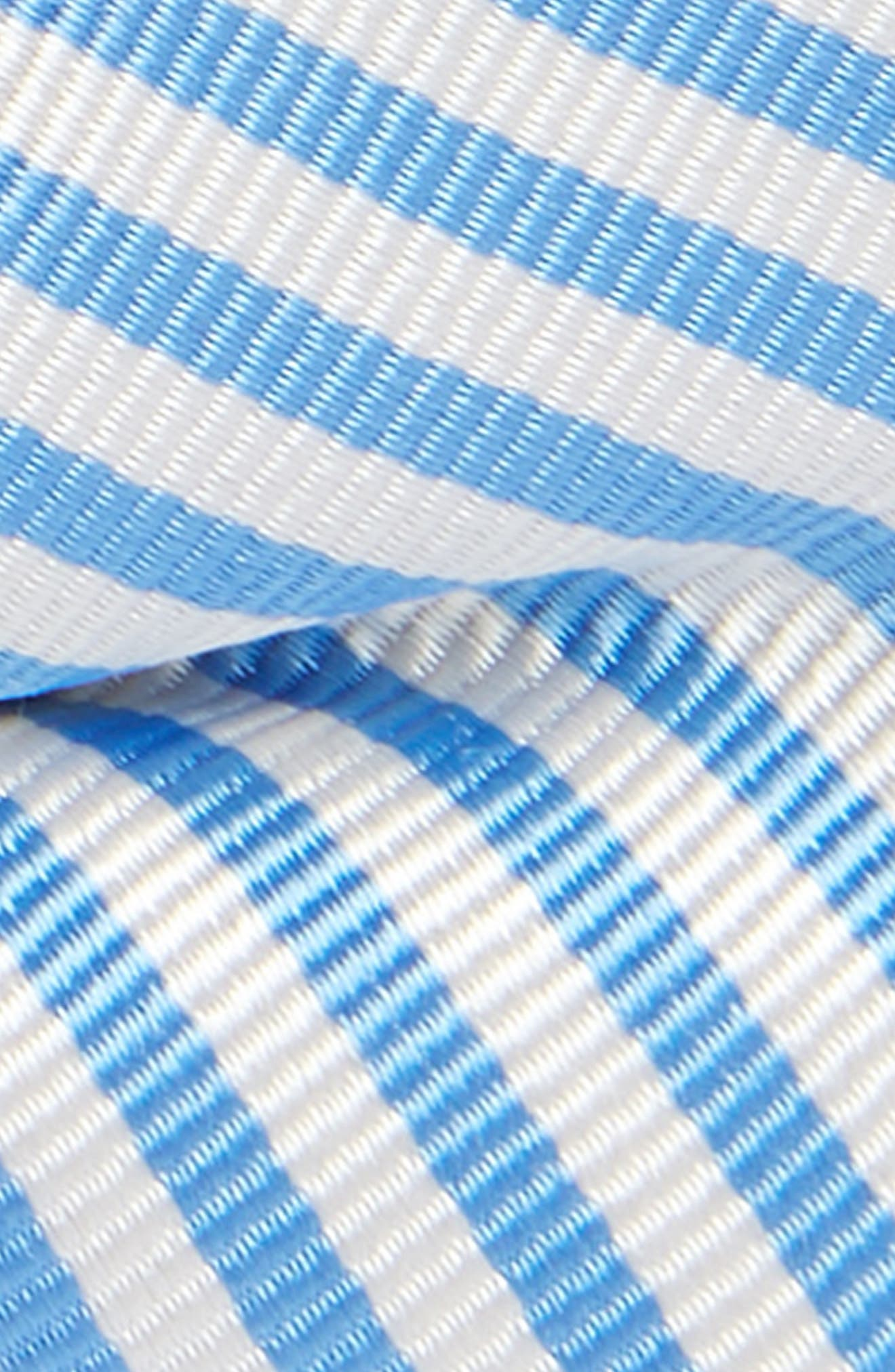 Awning Stripe Silk Bow Tie,                             Alternate thumbnail 2, color,                             455