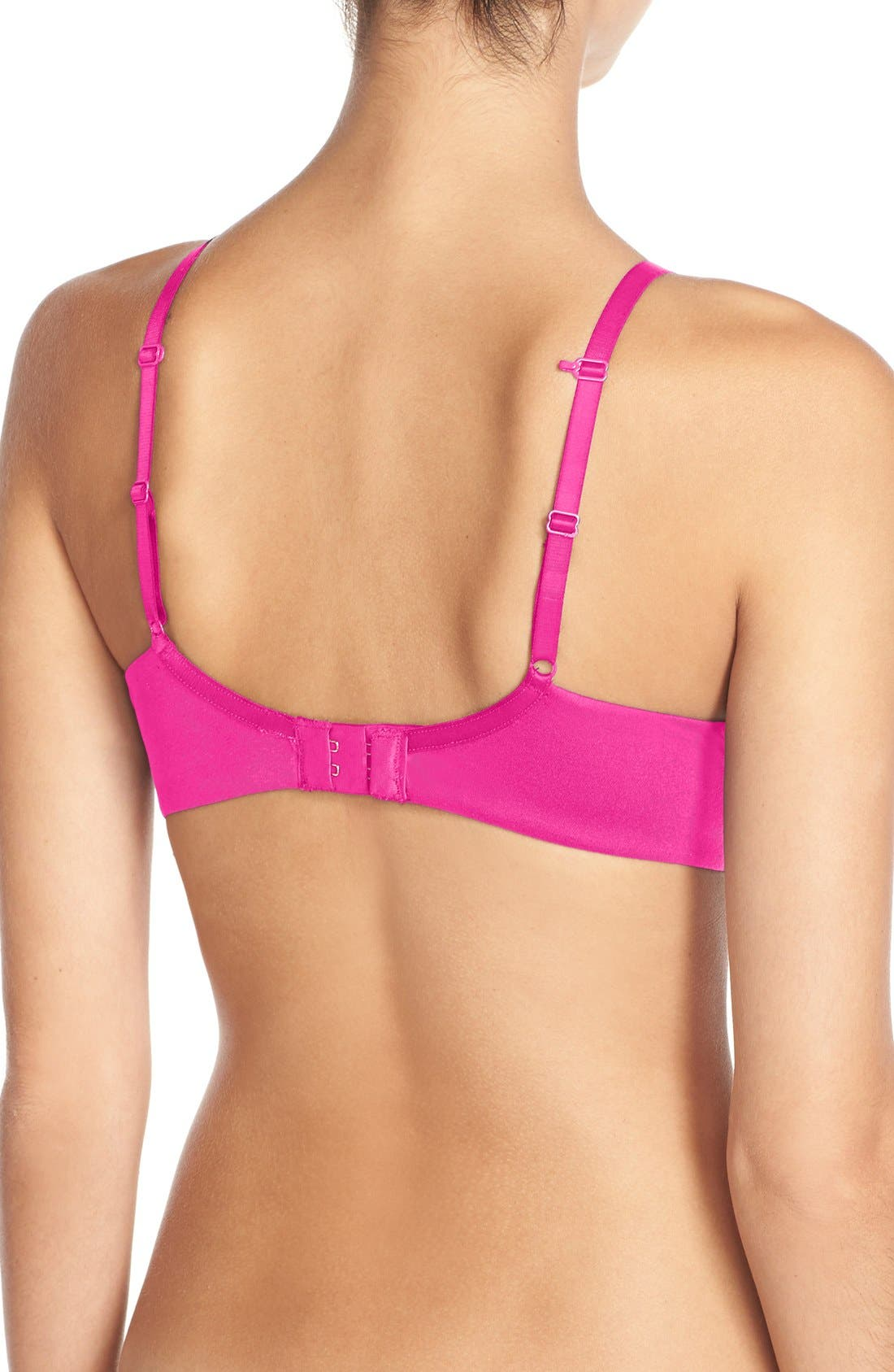 'Forever Perfect' Underwire Demi Bra,                             Alternate thumbnail 92, color,