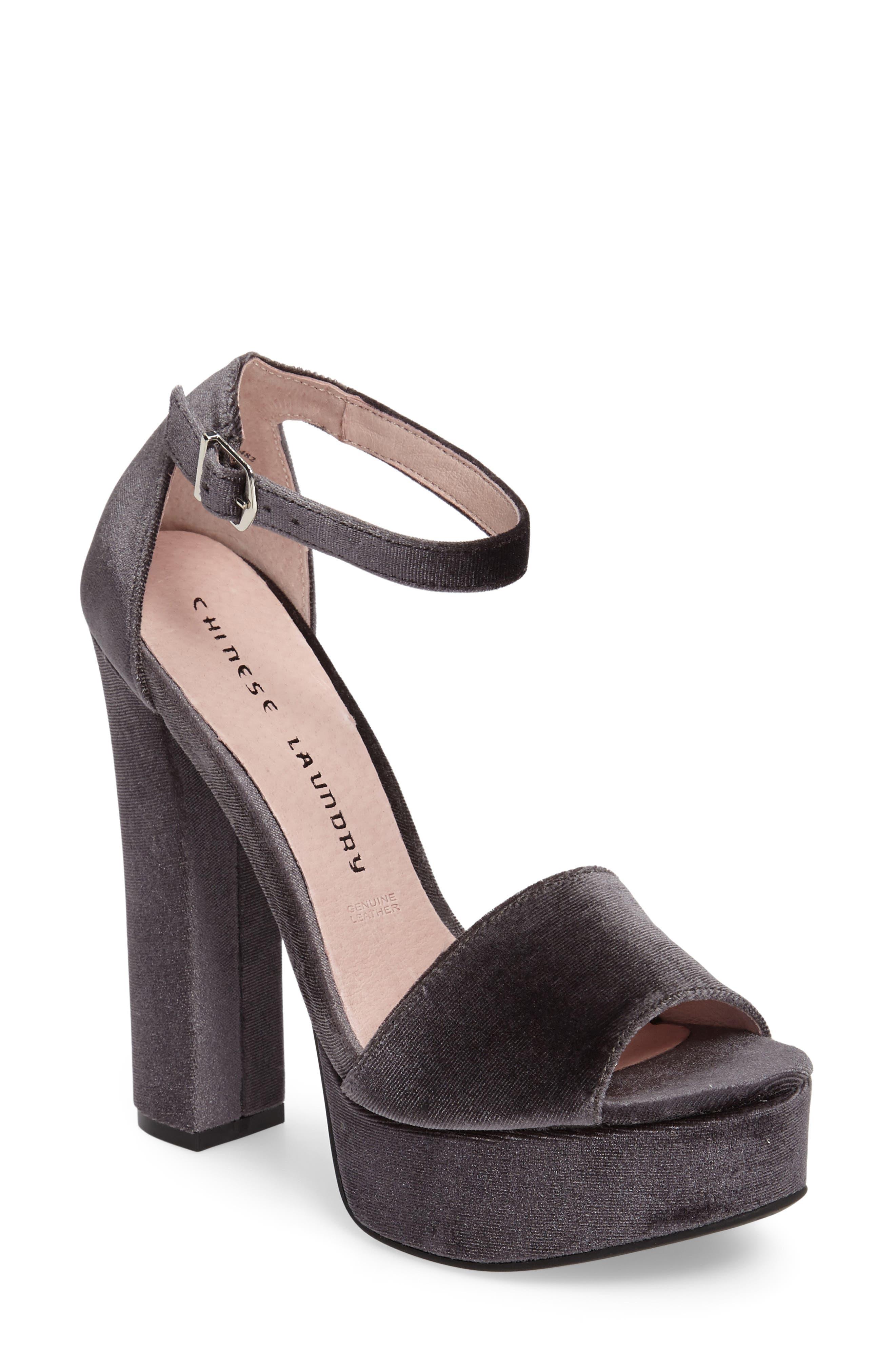 Ace Platform Sandal,                         Main,                         color, 035