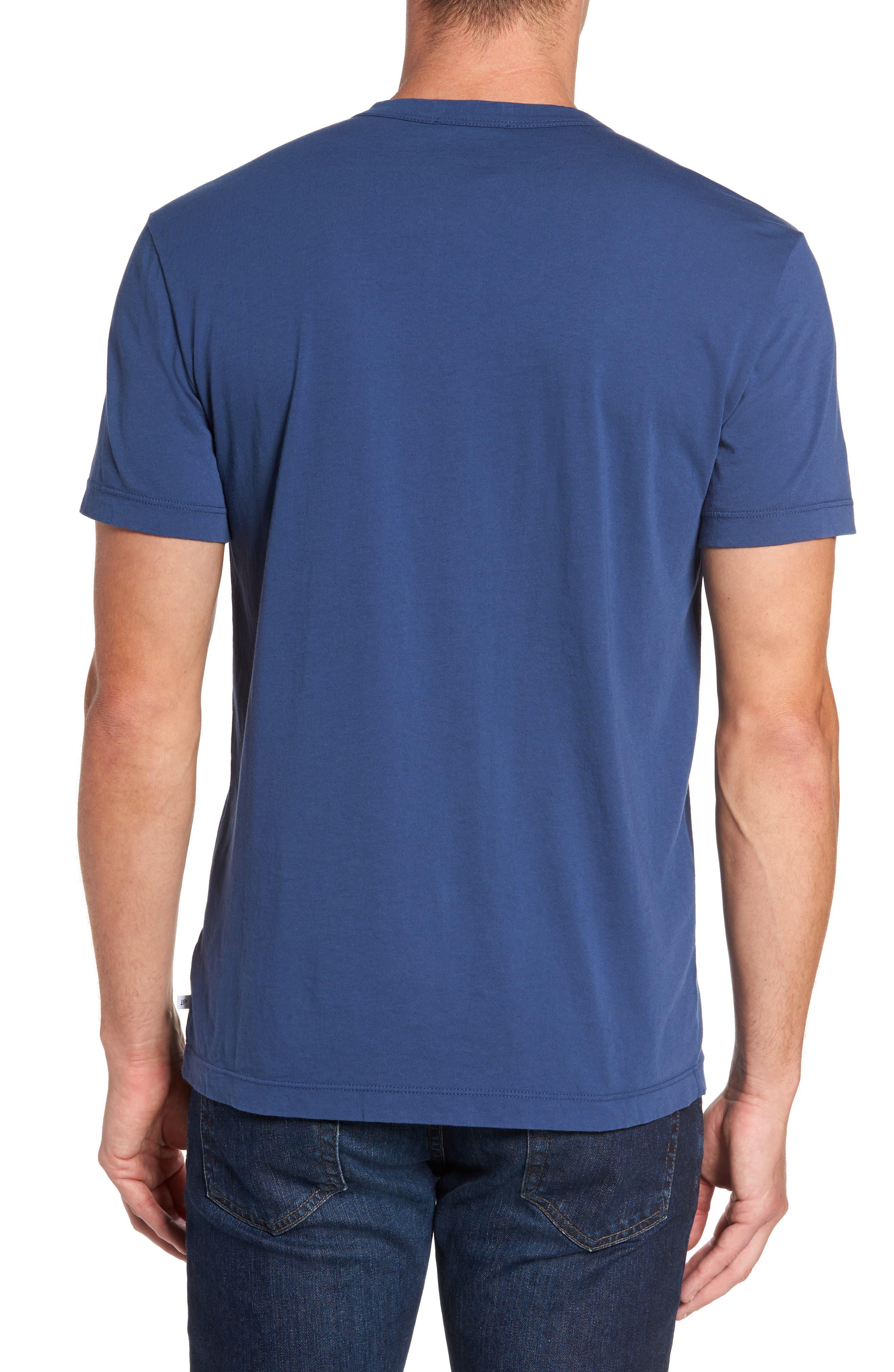 Crewneck Jersey T-Shirt,                             Alternate thumbnail 239, color,