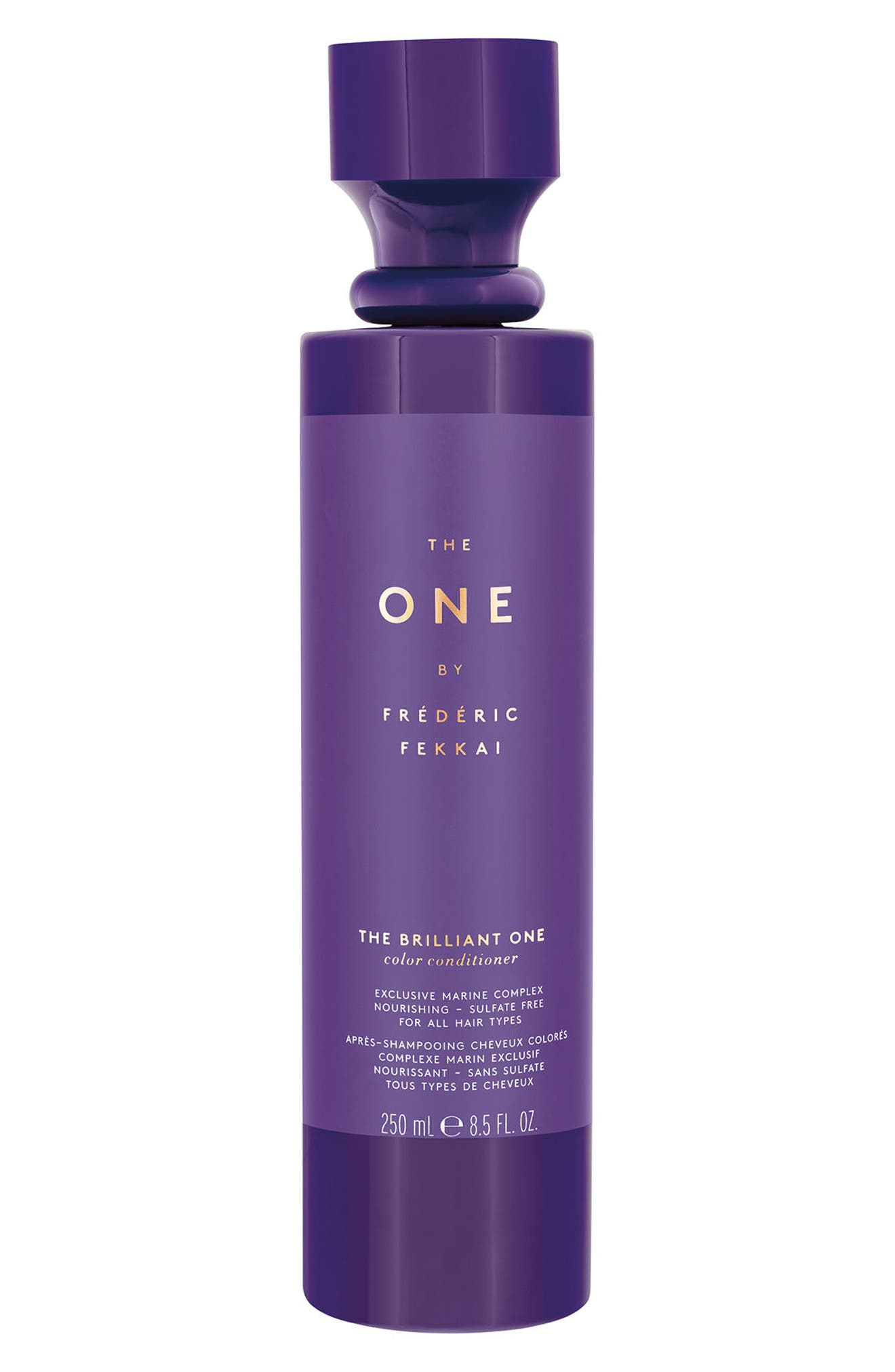 The One by Frédéric Fekkai The Brilliant One Color Conditioner,                             Main thumbnail 1, color,                             NO COLOR