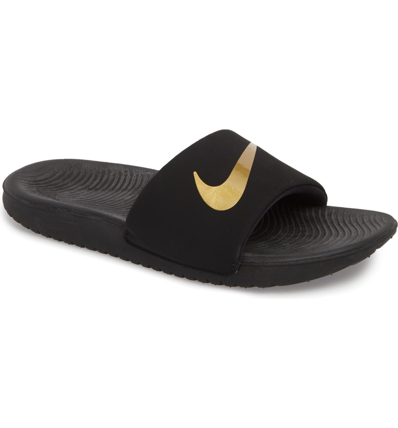 de527c859985 Nike  Kawa  Slide Sandal (Toddler