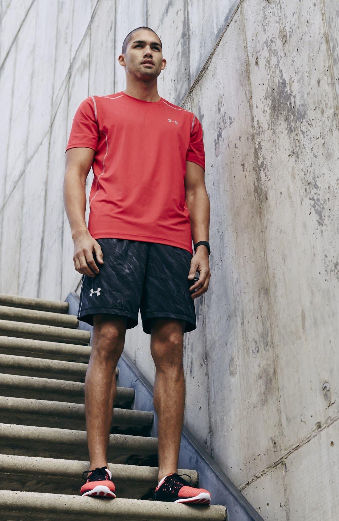 'Raid' HeatGear<sup>®</sup> Training T-Shirt,                             Main thumbnail 3, color,