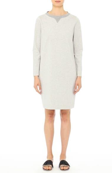 Rodier Jersey Sweatshirt Dress, video thumbnail