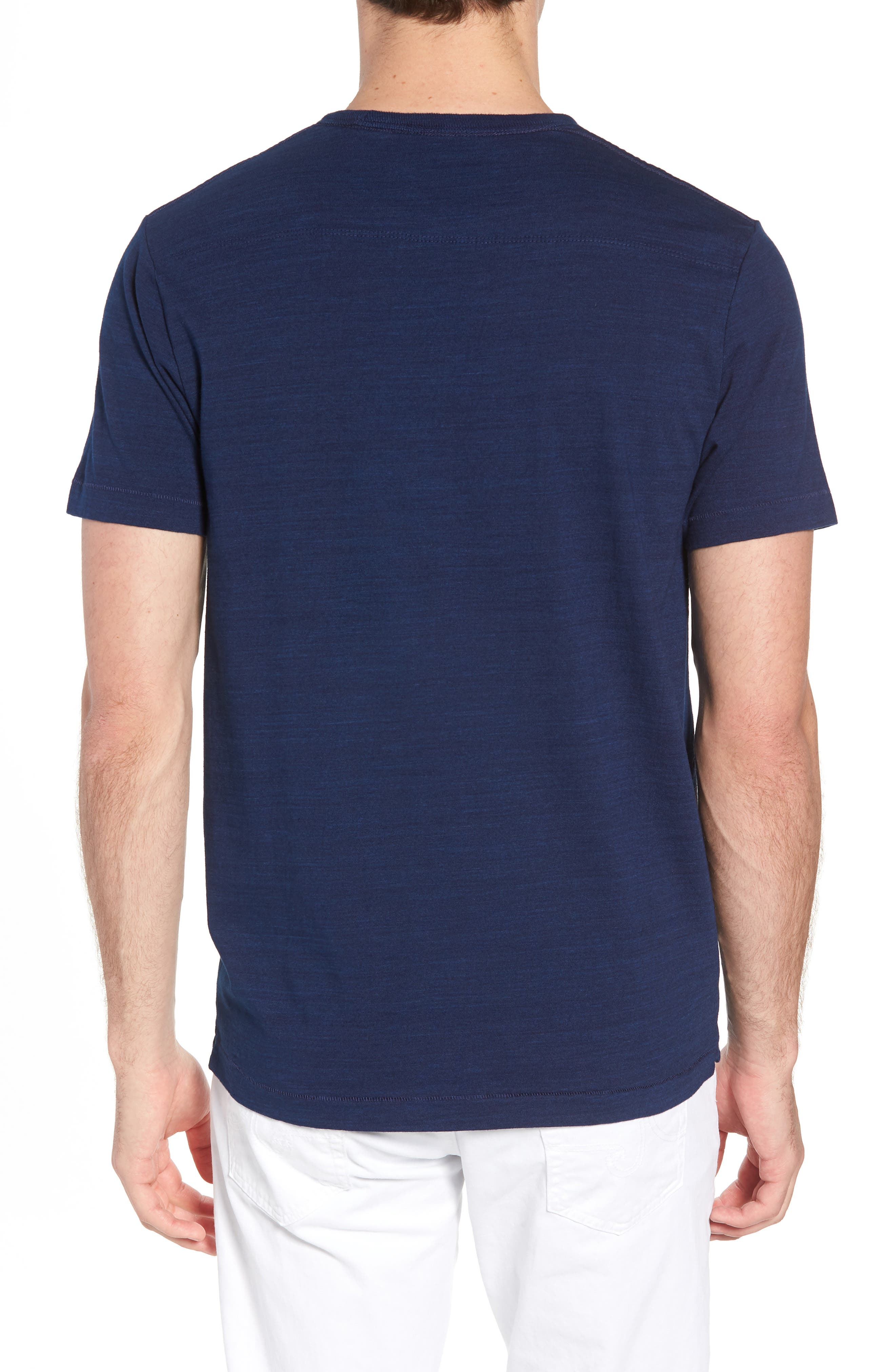 Sacré Bleu Graphic T-Shirt,                             Alternate thumbnail 4, color,
