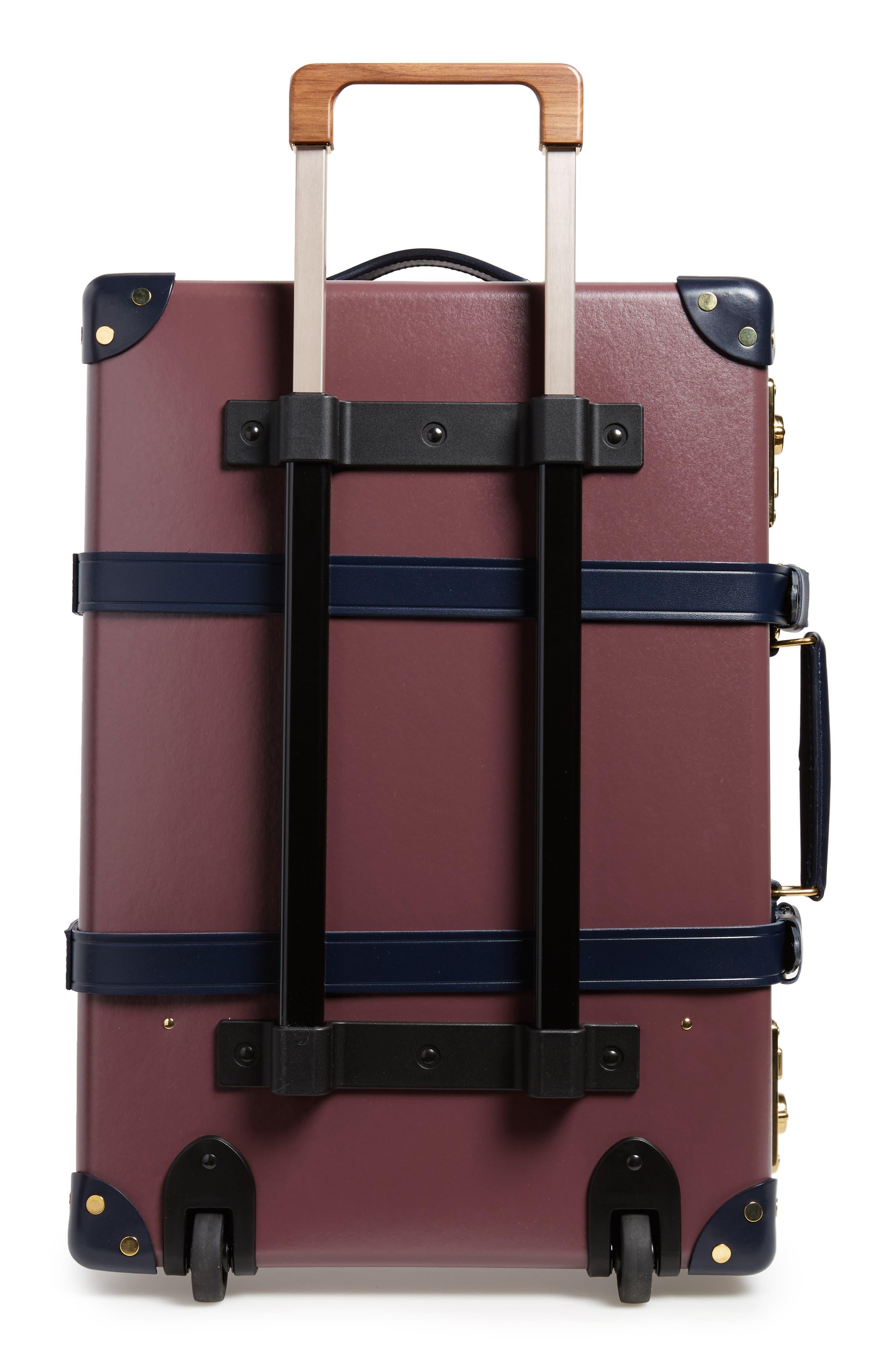 Brinjal 21-Inch Hardshell Travel Trolley Case,                             Alternate thumbnail 4, color,                             500