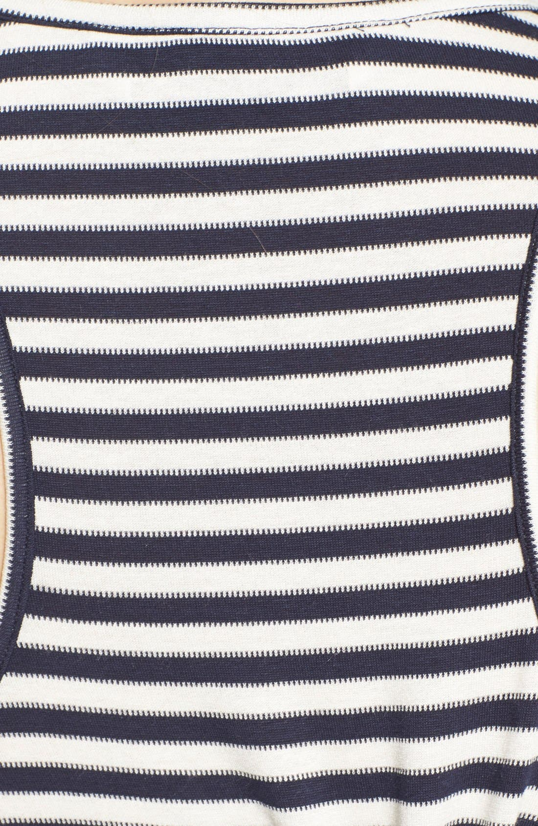 'Nea' Stripe Racerback Tank,                             Alternate thumbnail 3, color,                             457