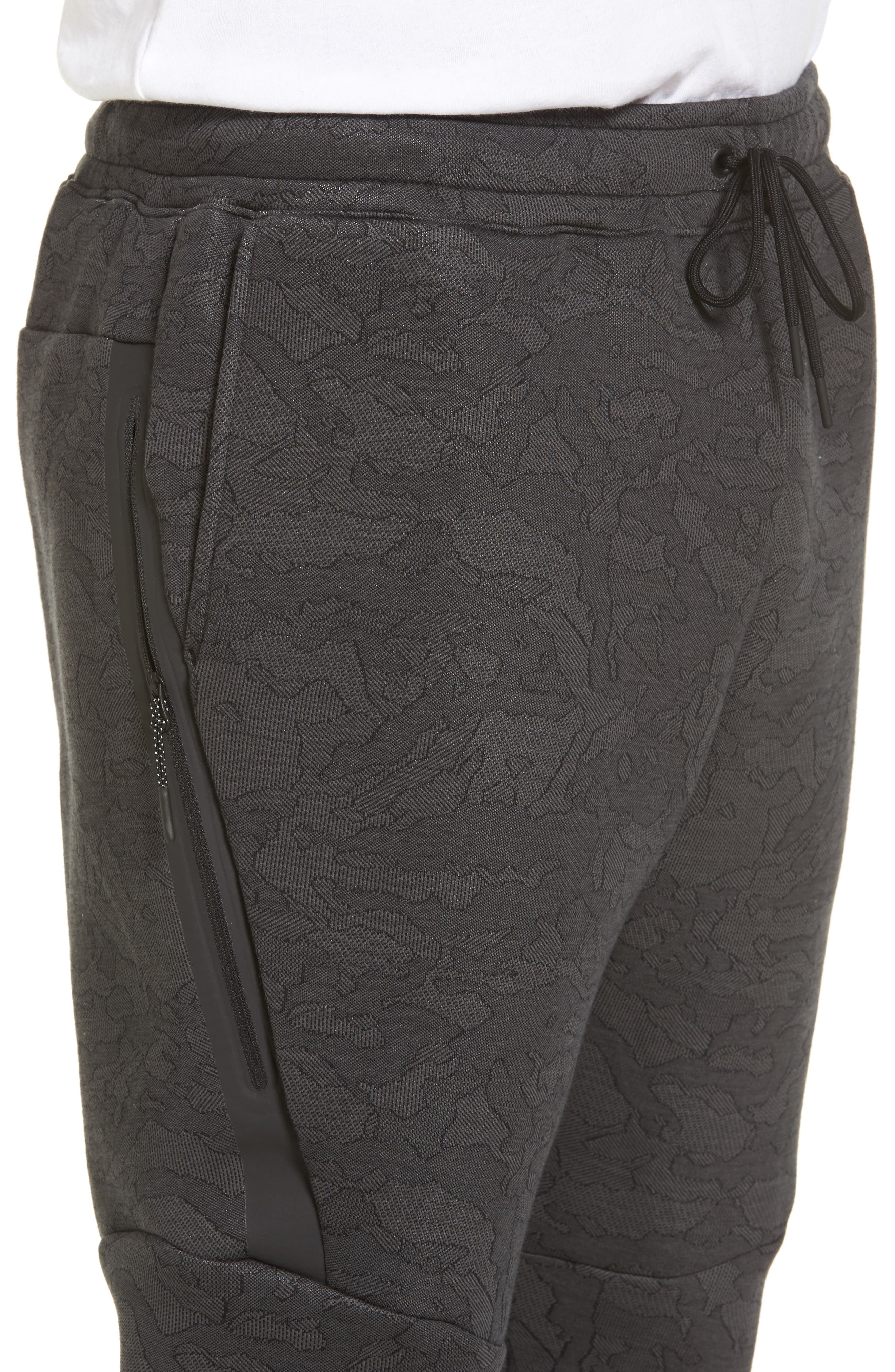 Tech Fleece Pants,                             Alternate thumbnail 4, color,                             038