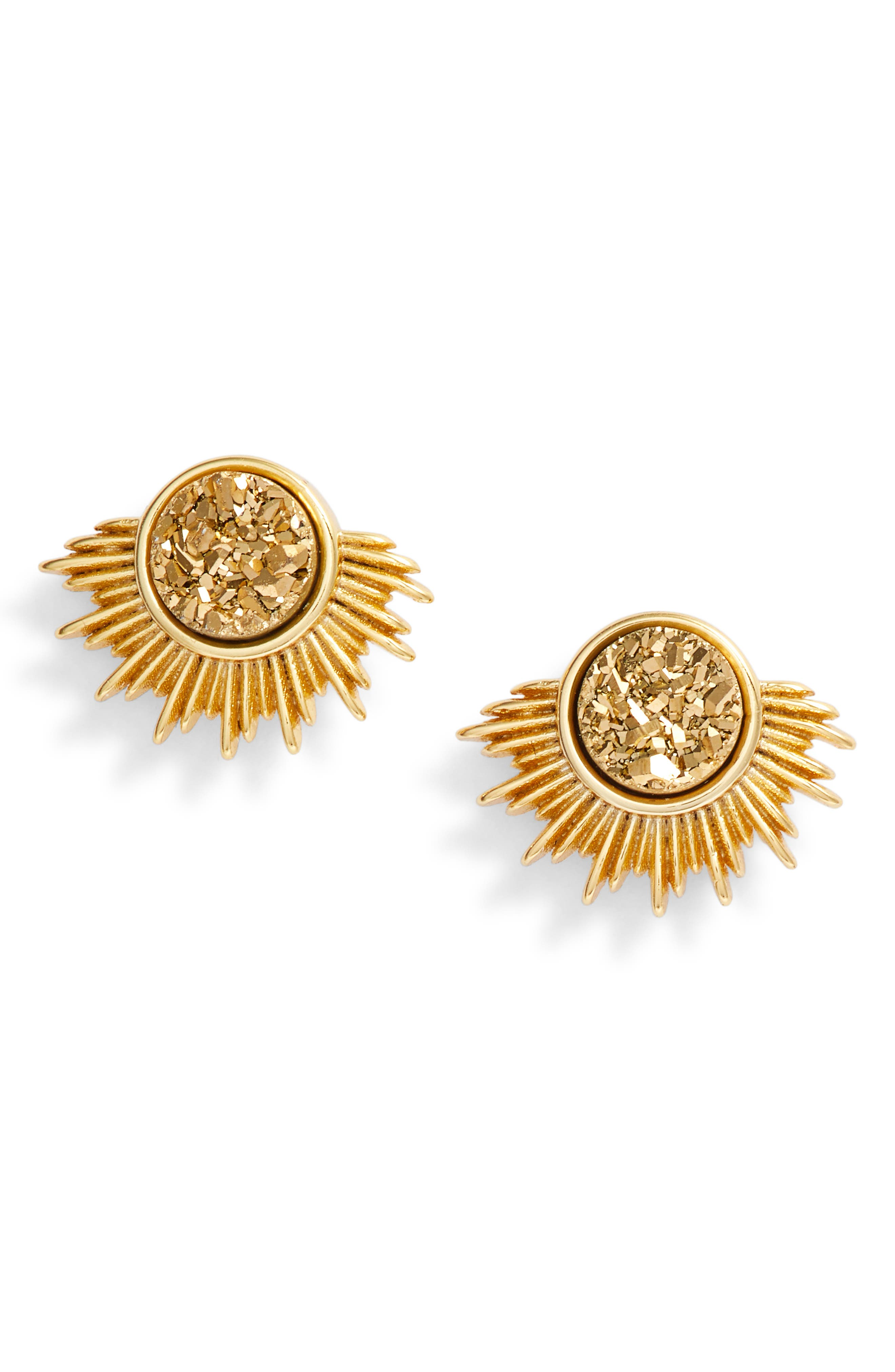 Blaze Stud Earrings,                         Main,                         color, 710