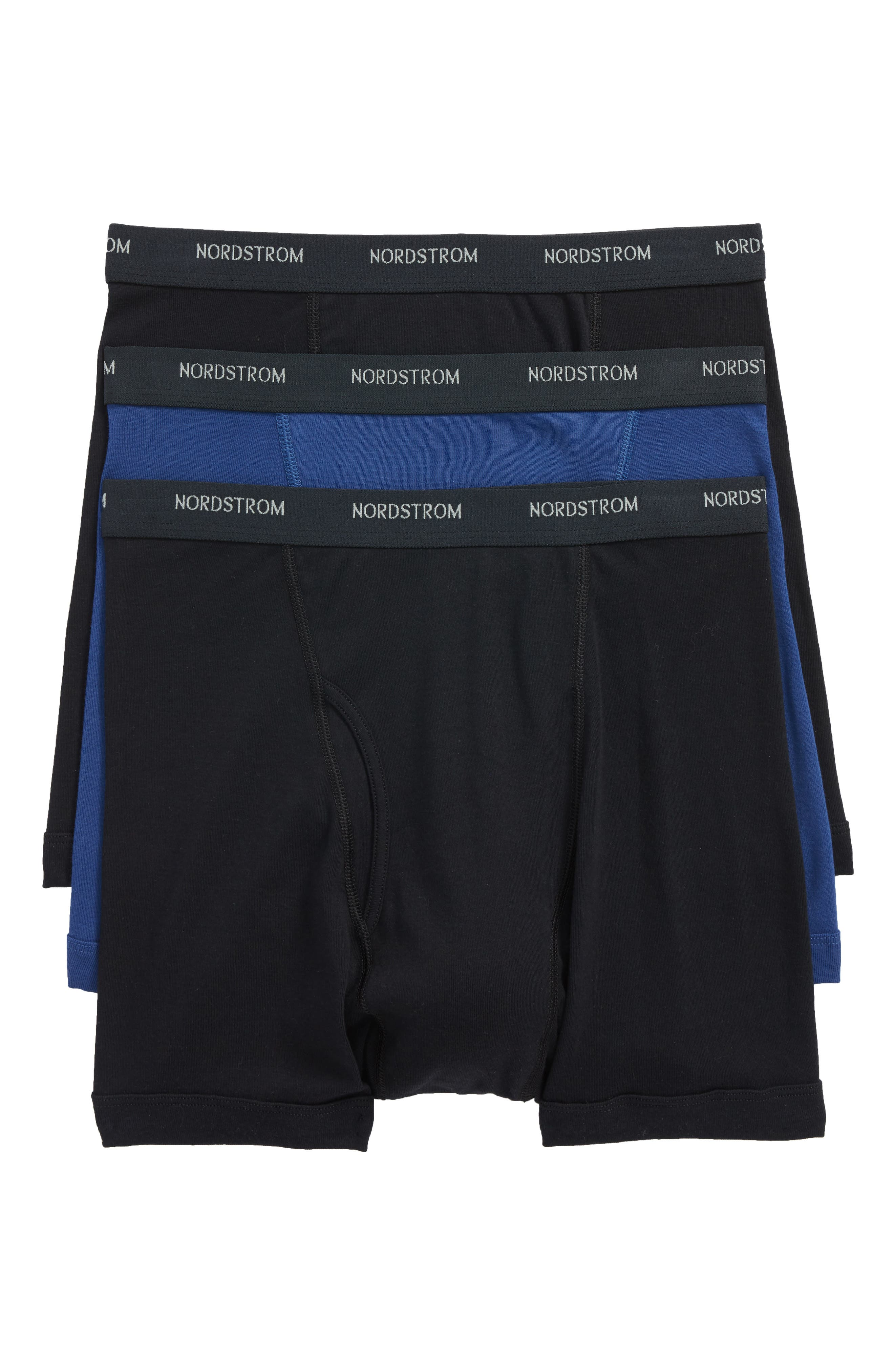 3-Pack Supima<sup>®</sup> Cotton Boxer Briefs,                             Main thumbnail 9, color,