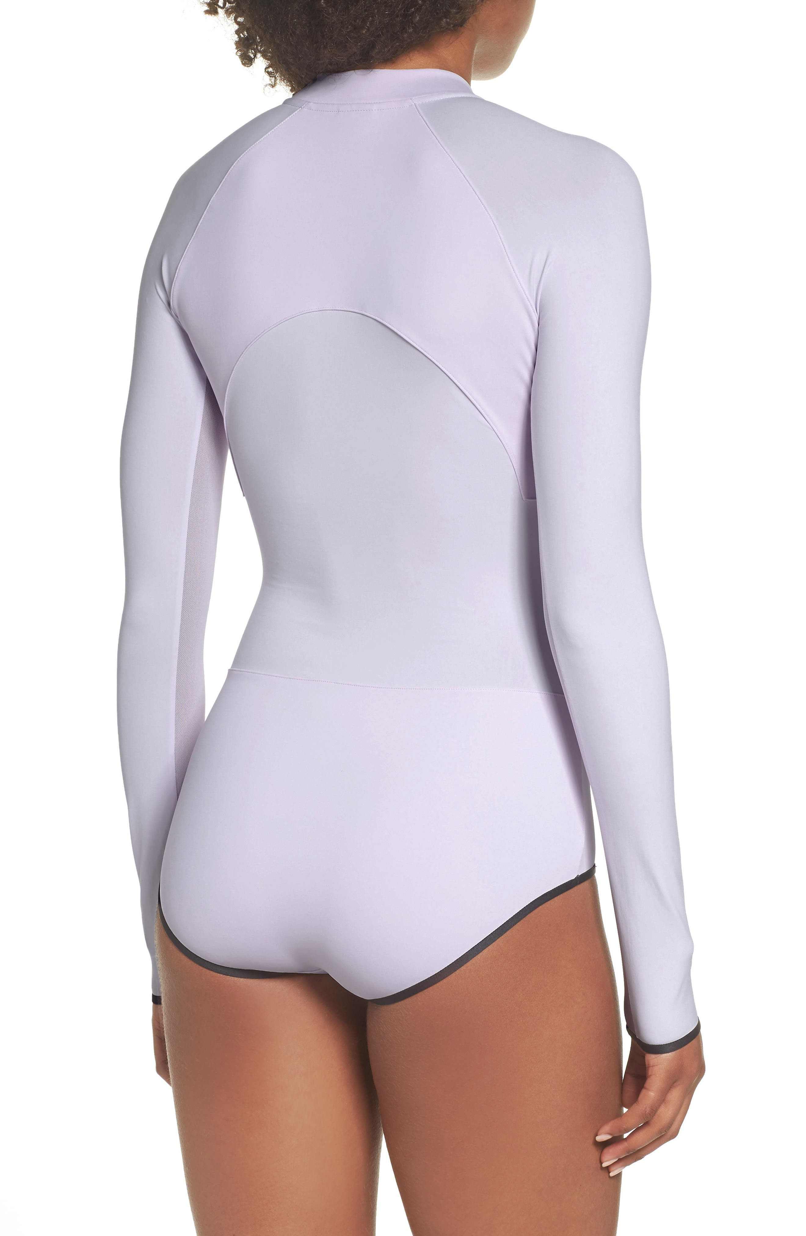 NRG Women's Dri-FIT Long Sleeve Bodysuit,                             Alternate thumbnail 3, color,                             509