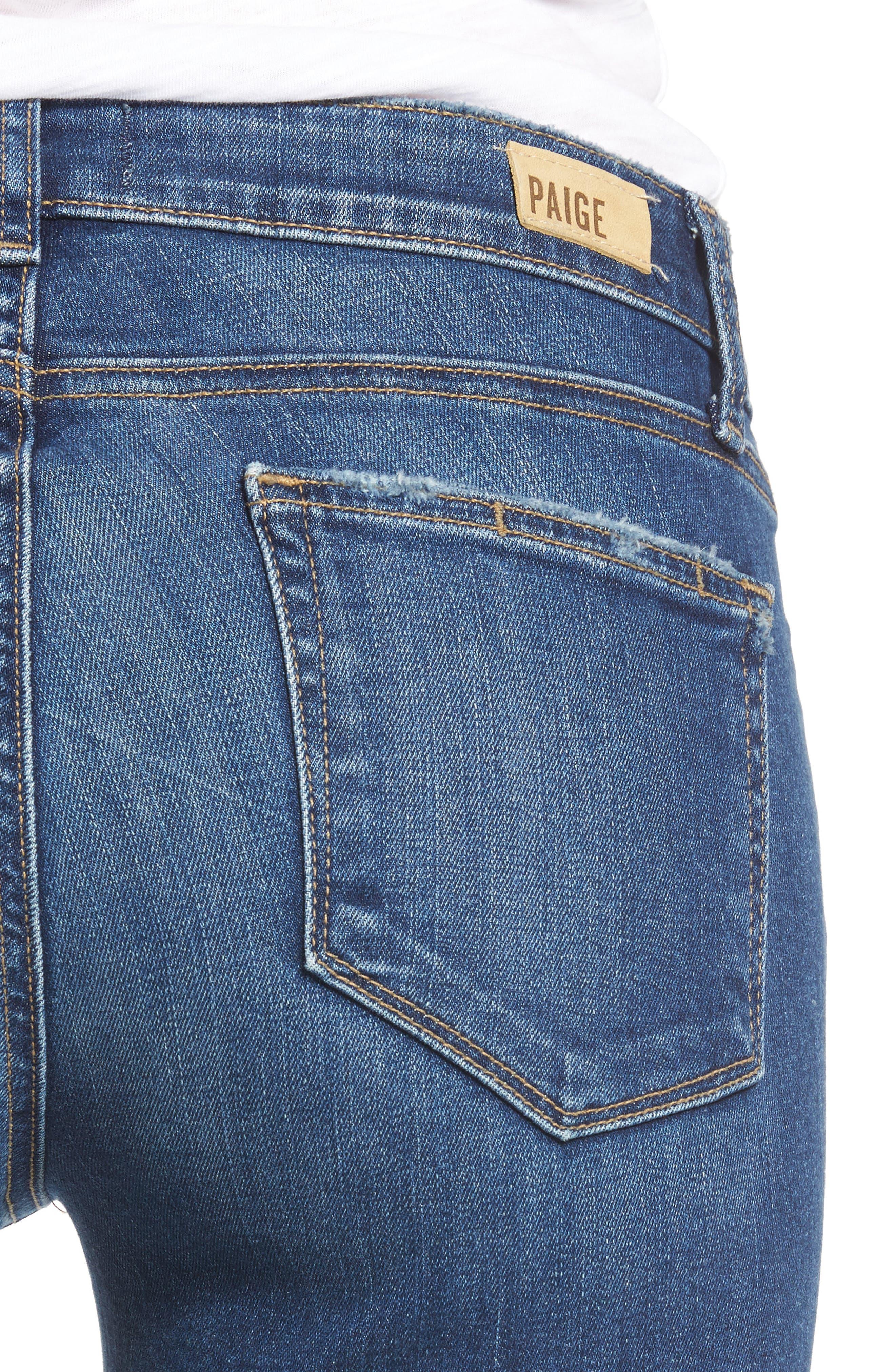 Skyline Skinny Jeans,                             Alternate thumbnail 5, color,                             400
