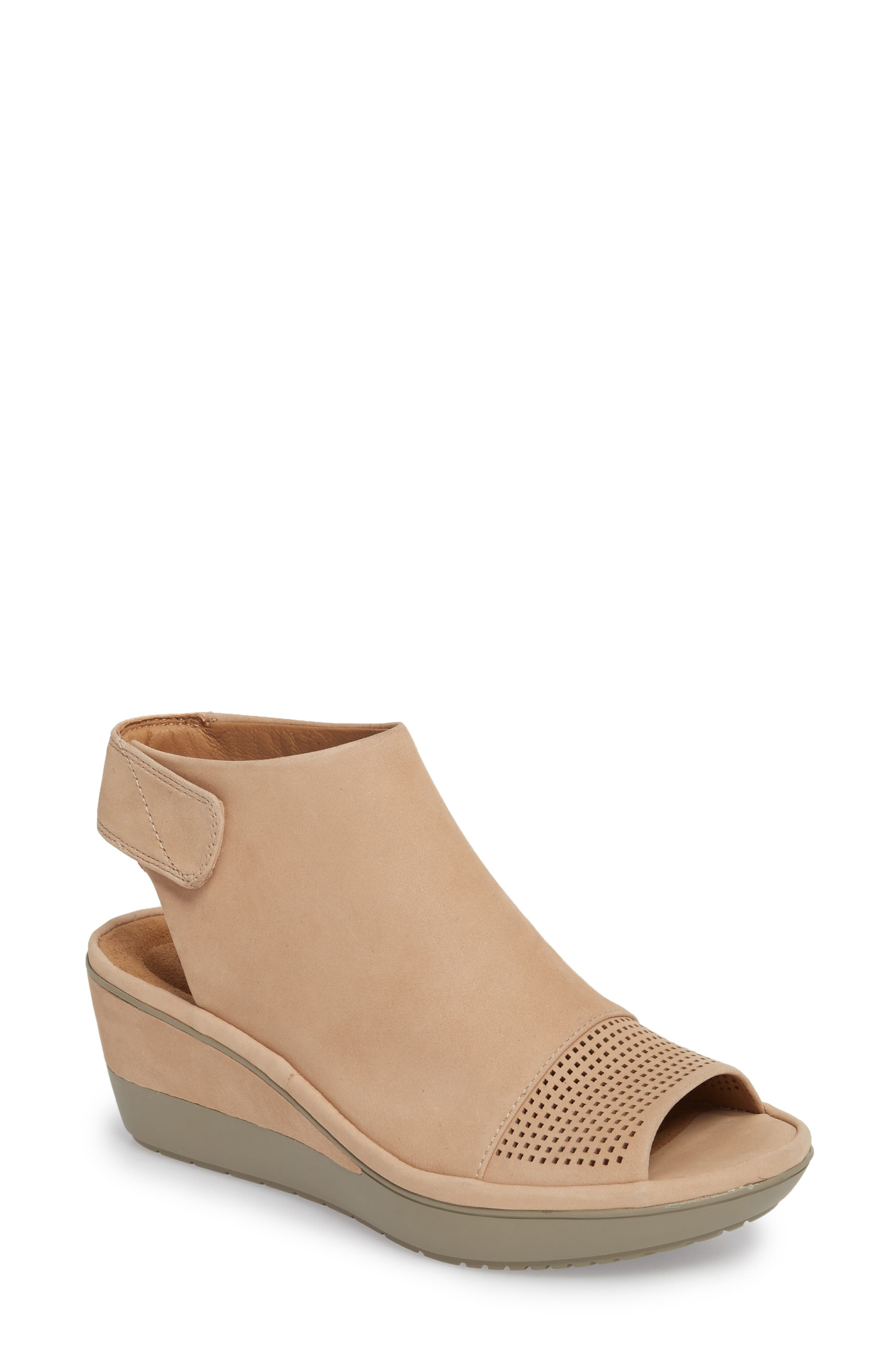 Wynnmere Abie Wedge Sandal,                             Main thumbnail 1, color,                             273