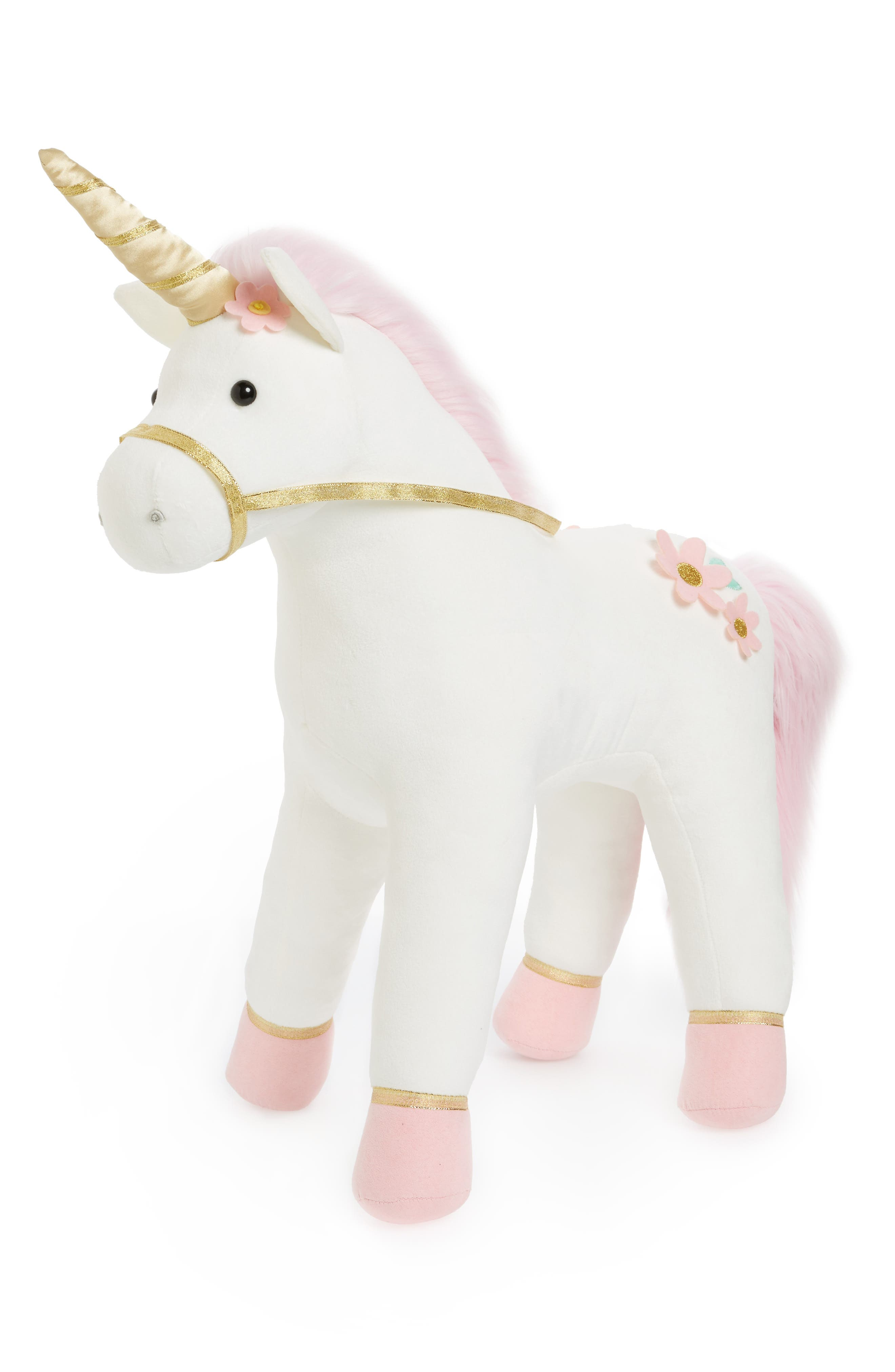 Gund Jumbo Lilyrose Unicorn Stuffed Animal Nordstrom