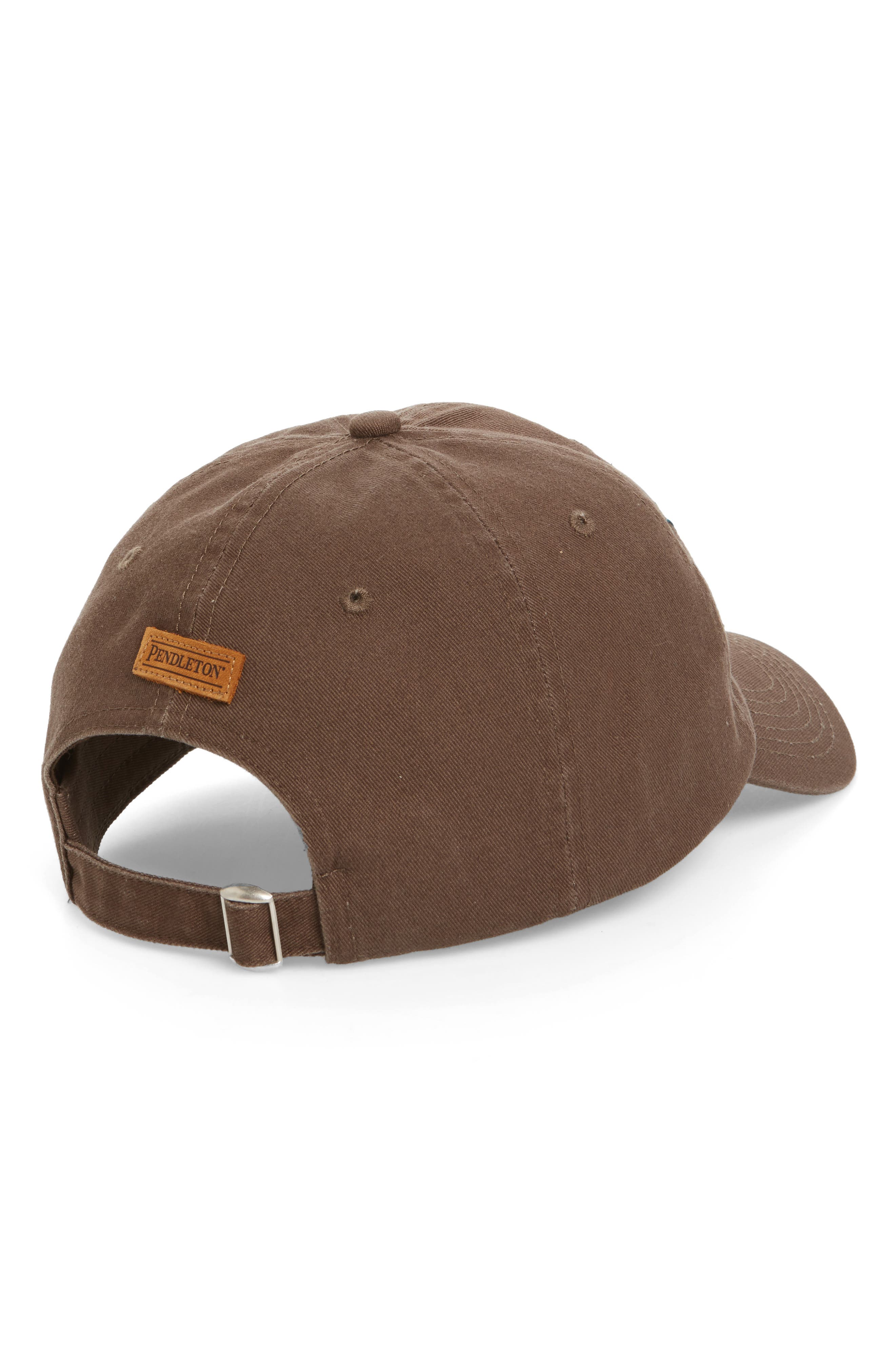 Embroidered Ball Cap,                             Alternate thumbnail 5, color,