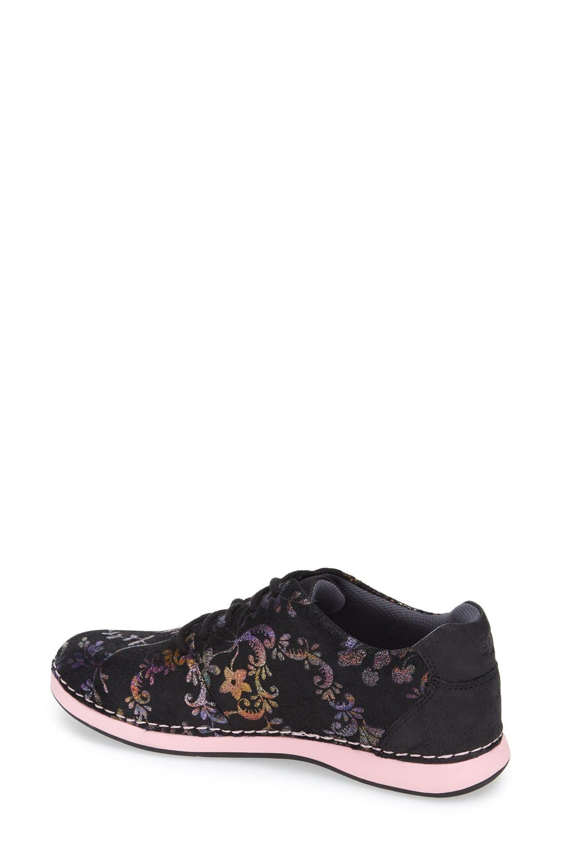 Essence Lace-Up Leather Oxford,                             Alternate thumbnail 45, color,