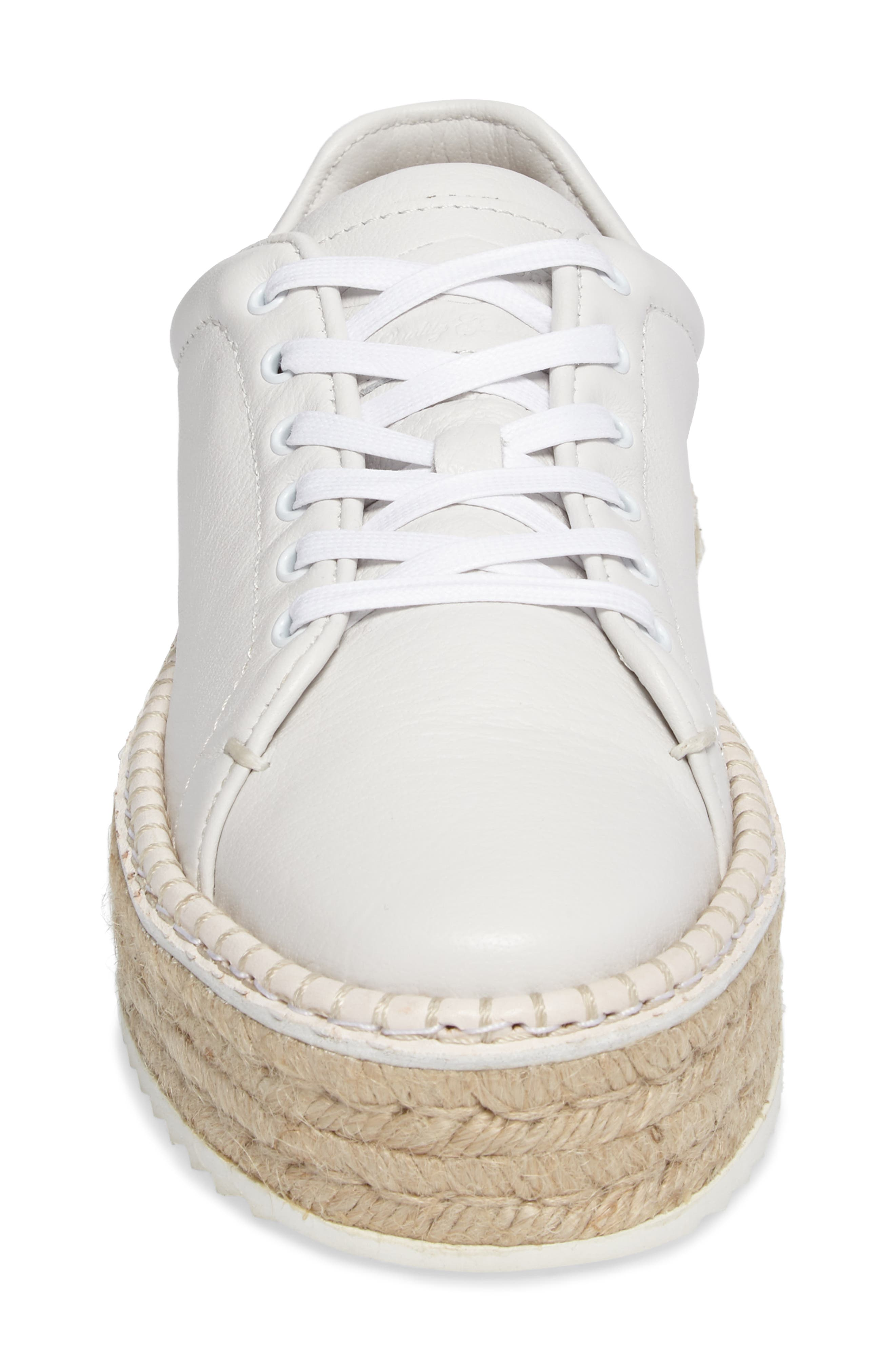 Kent Espadrille Sneaker,                             Alternate thumbnail 4, color,                             150