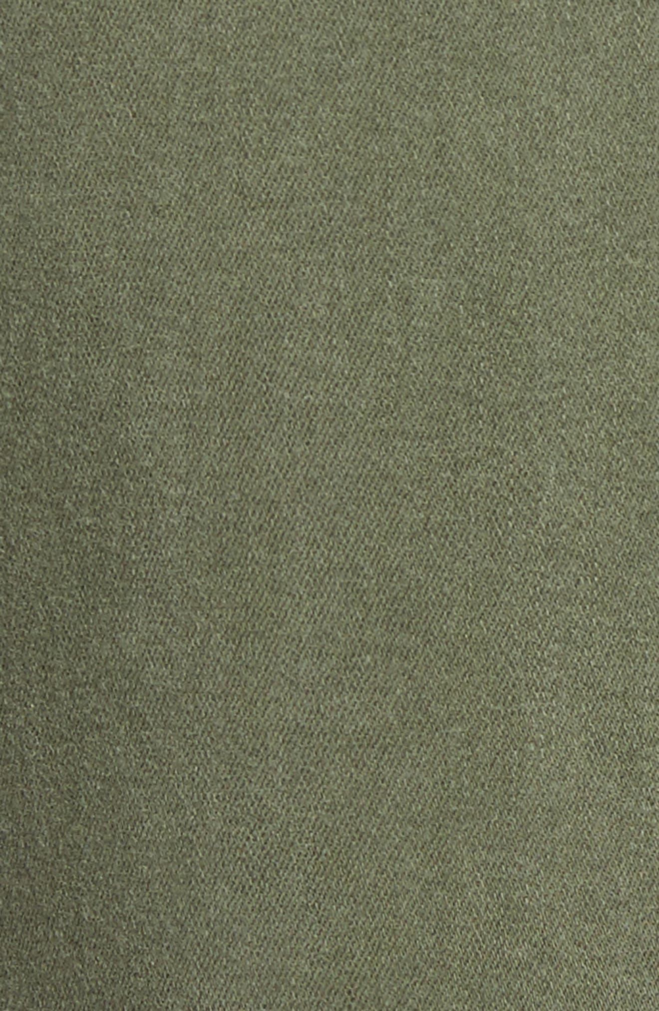 Transcend - Federal Slim Straight Leg Jeans,                             Alternate thumbnail 5, color,