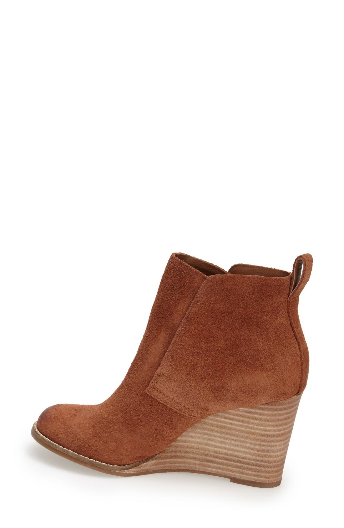 'Yoniana' Wedge Bootie,                             Alternate thumbnail 17, color,