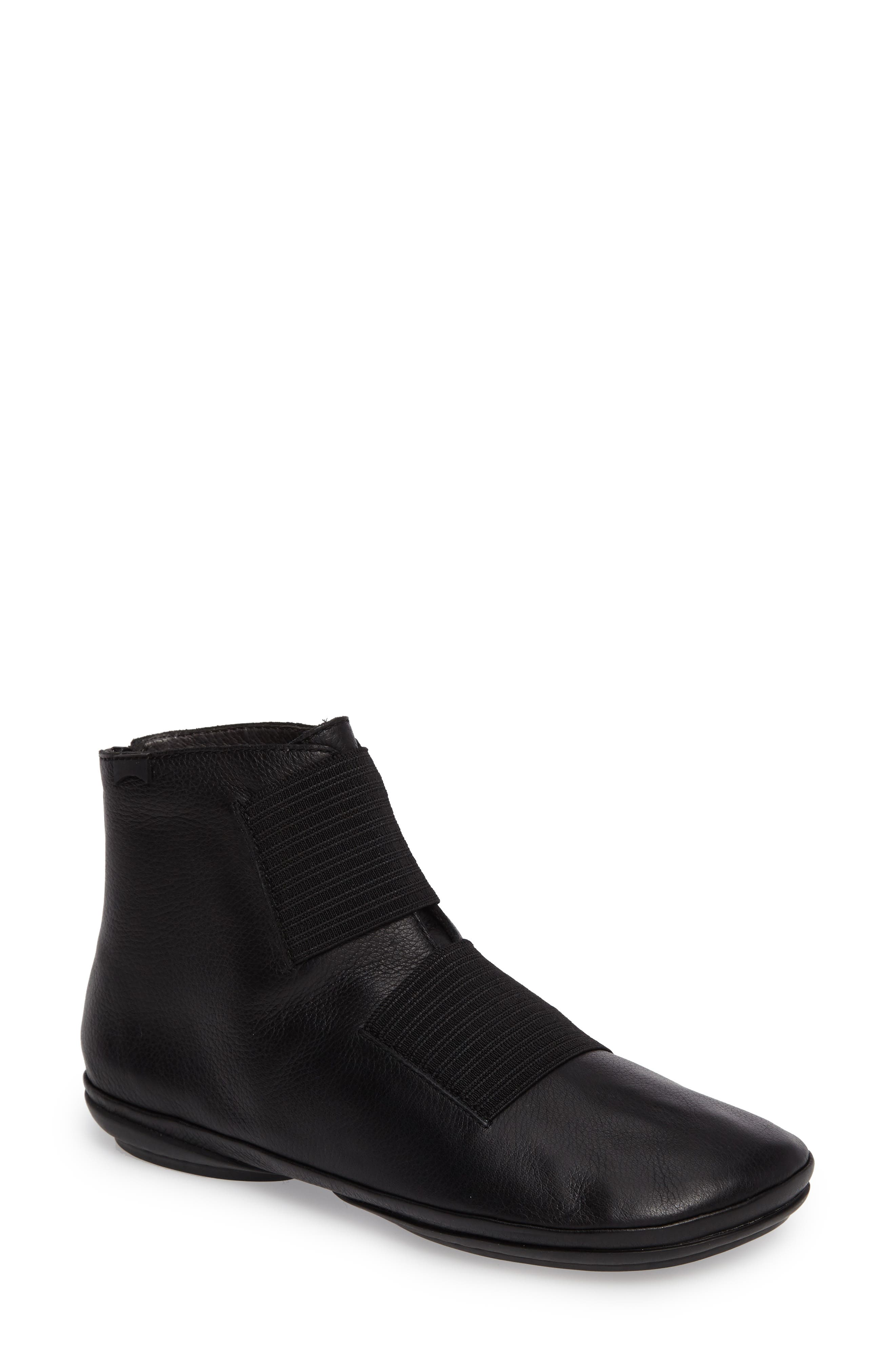 'Right Nina' Bootie,                         Main,                         color, 001