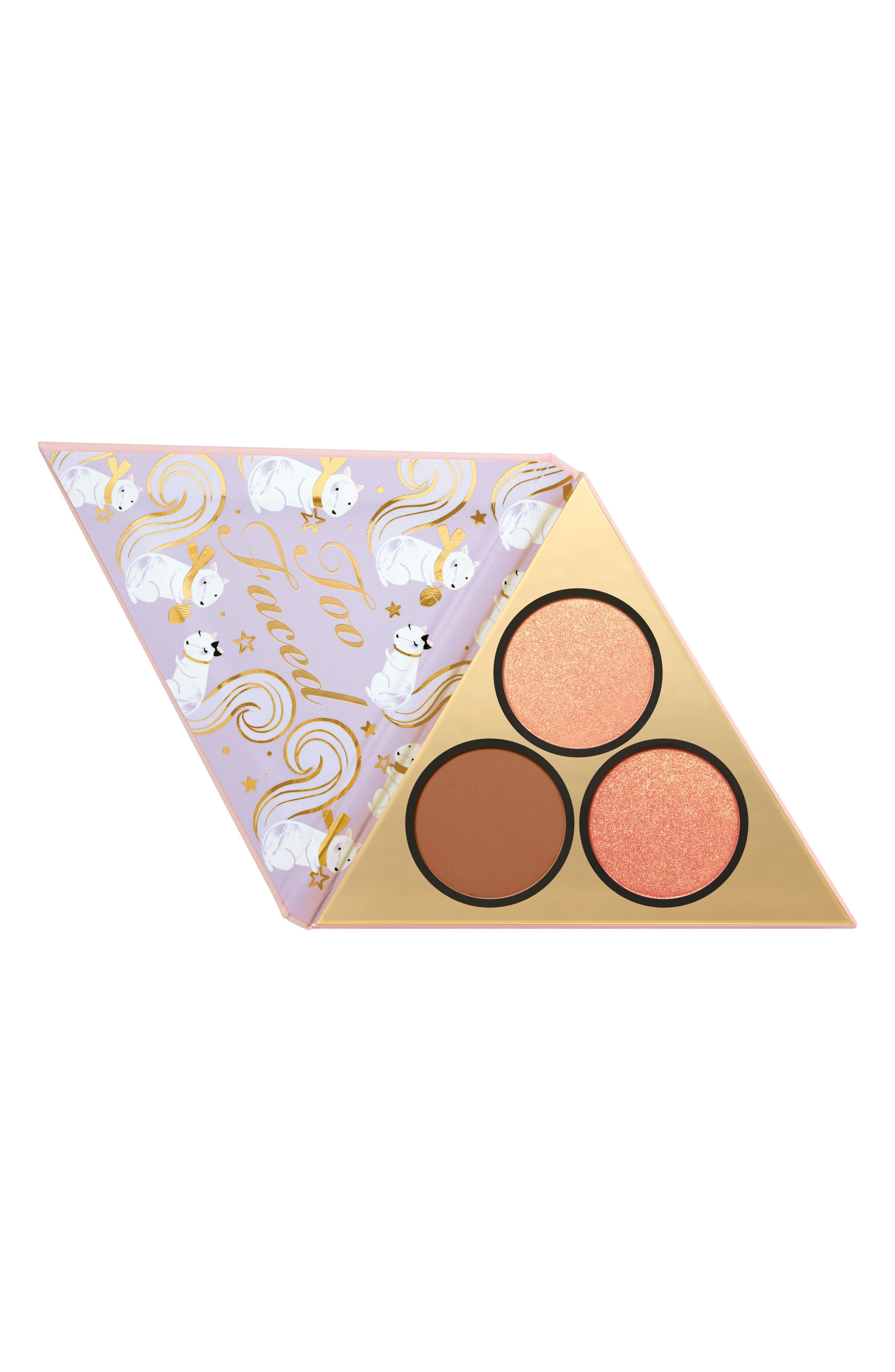 TOO FACED,                             Under The Christmas Tree Set,                             Alternate thumbnail 8, color,                             220